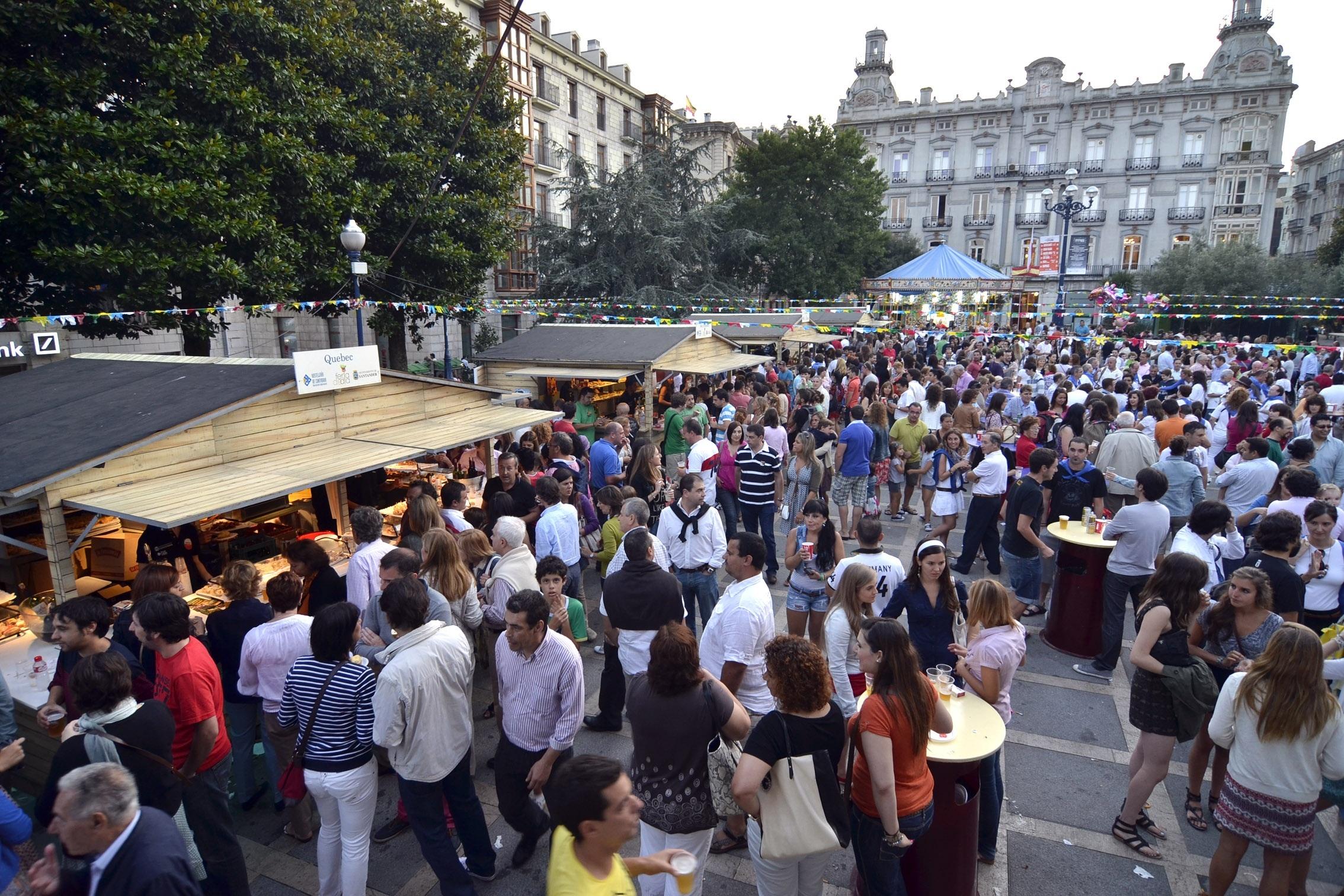 Emérito Astuy asegura que los hosteleros esperan la Feria de Día «con más ganas que nunca»