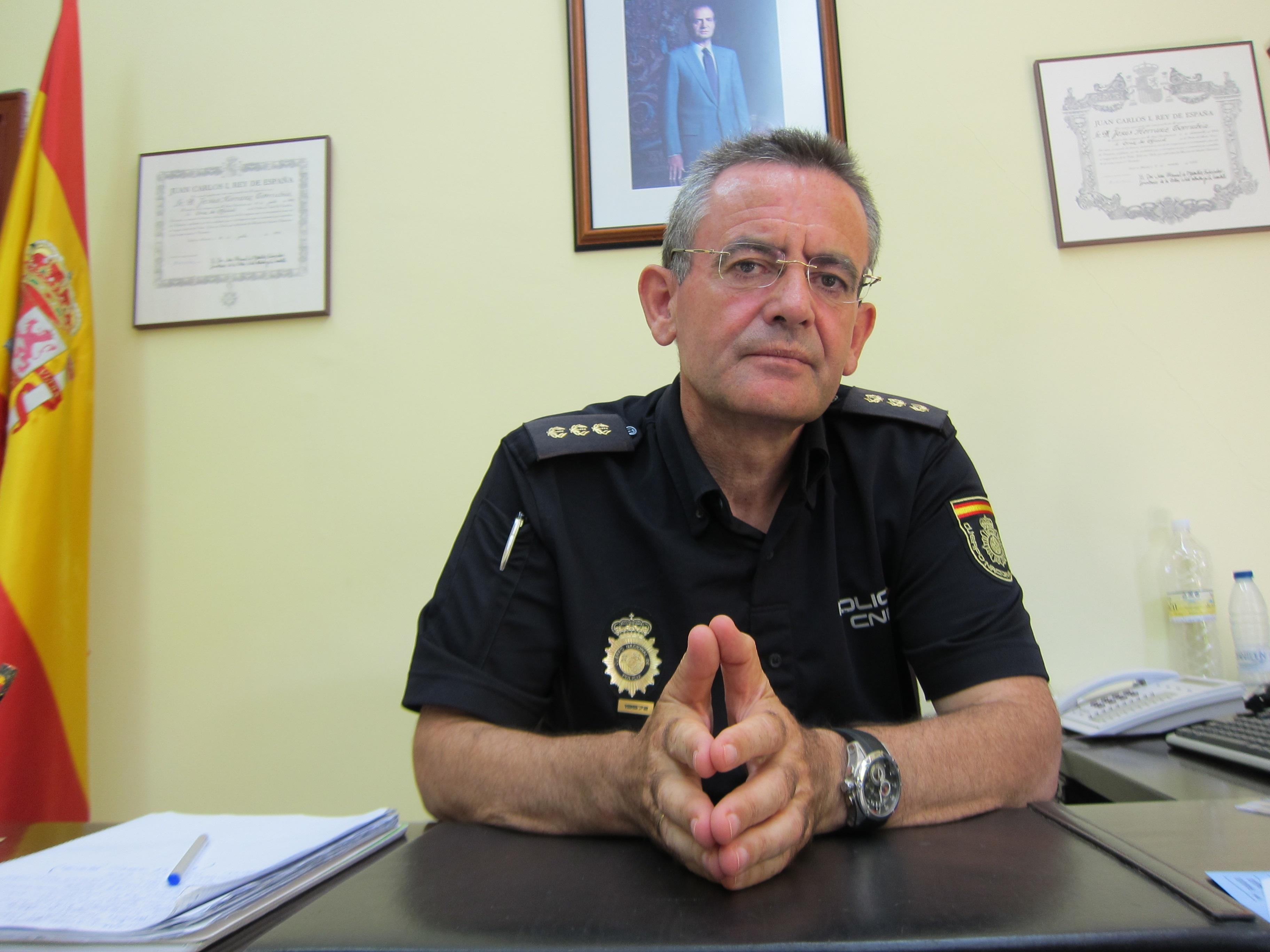 Herranz cree que la Comisaría debe estar junto a la Ciudad de la Justicia para ahorrar en el traslado de presos