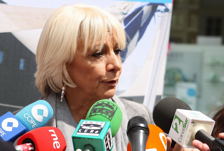 Martínez apela al espíritu «luchador» de los gaditanos para exigir a la Junta que cumpla sus compromisos