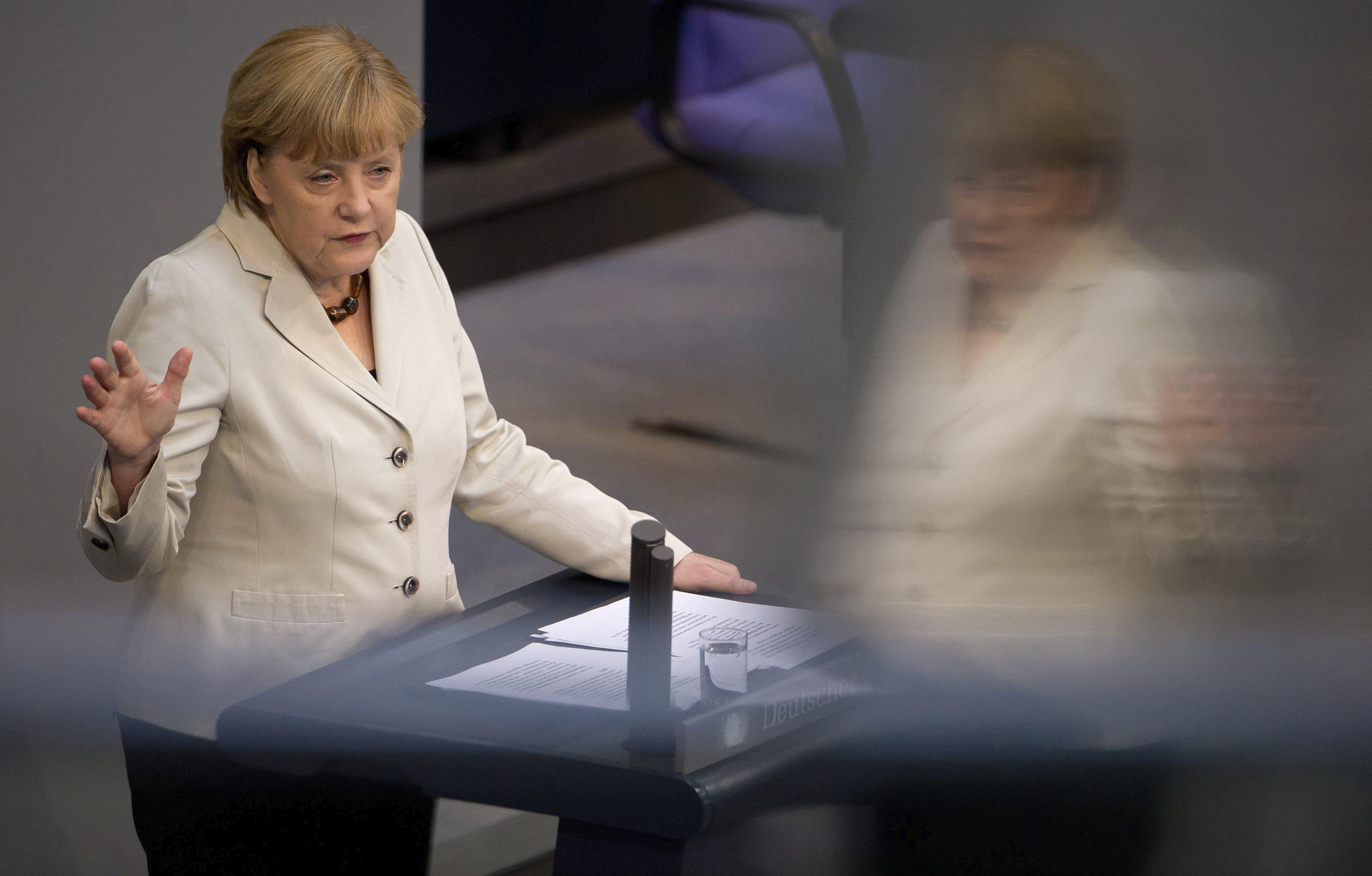 Alemania asegura que las prácticas de EEUU le recuerdan a la Guerra Fría