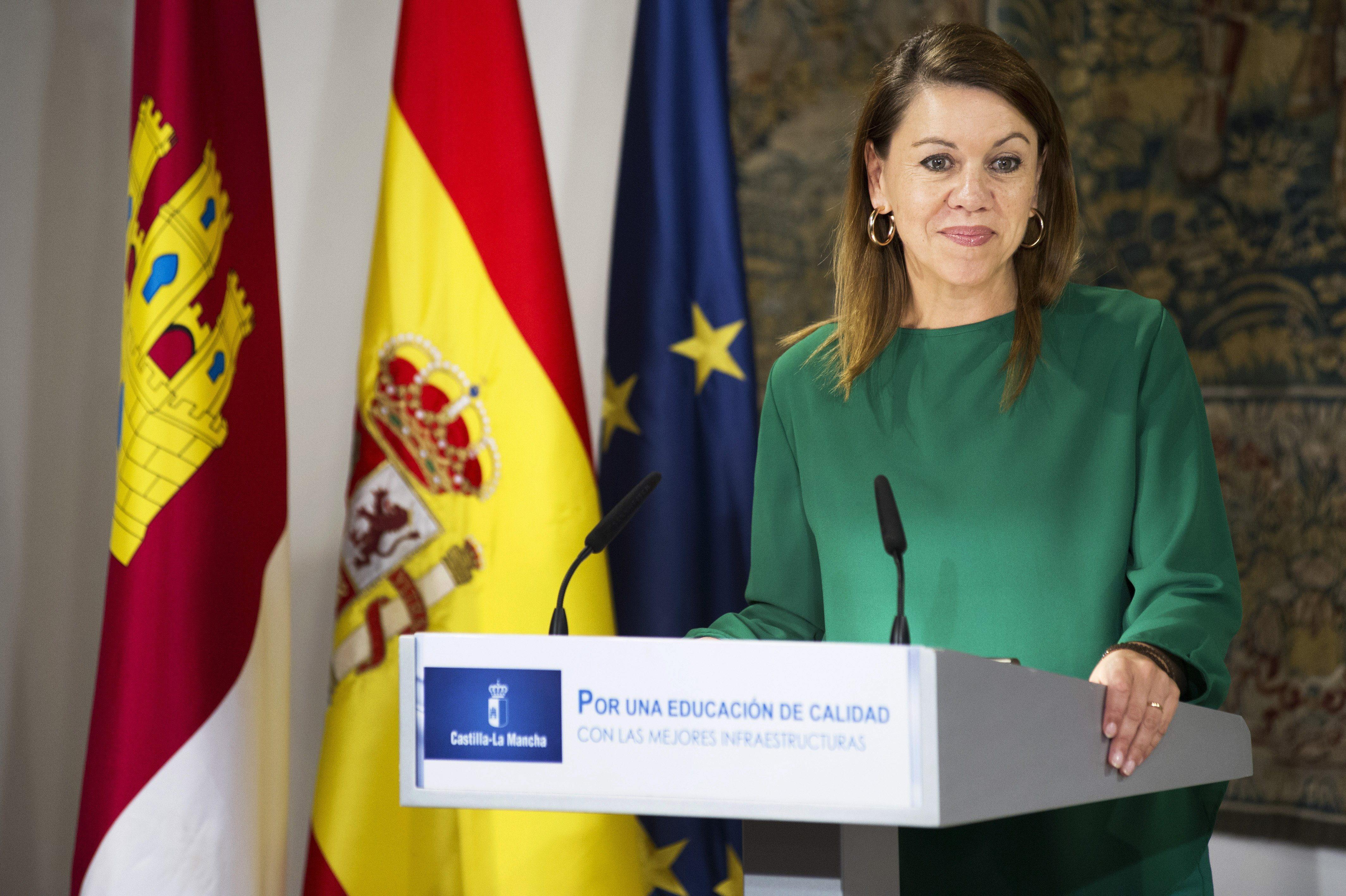 El PP celebra hoy en Toledo los dos años de gobierno de Cospedal