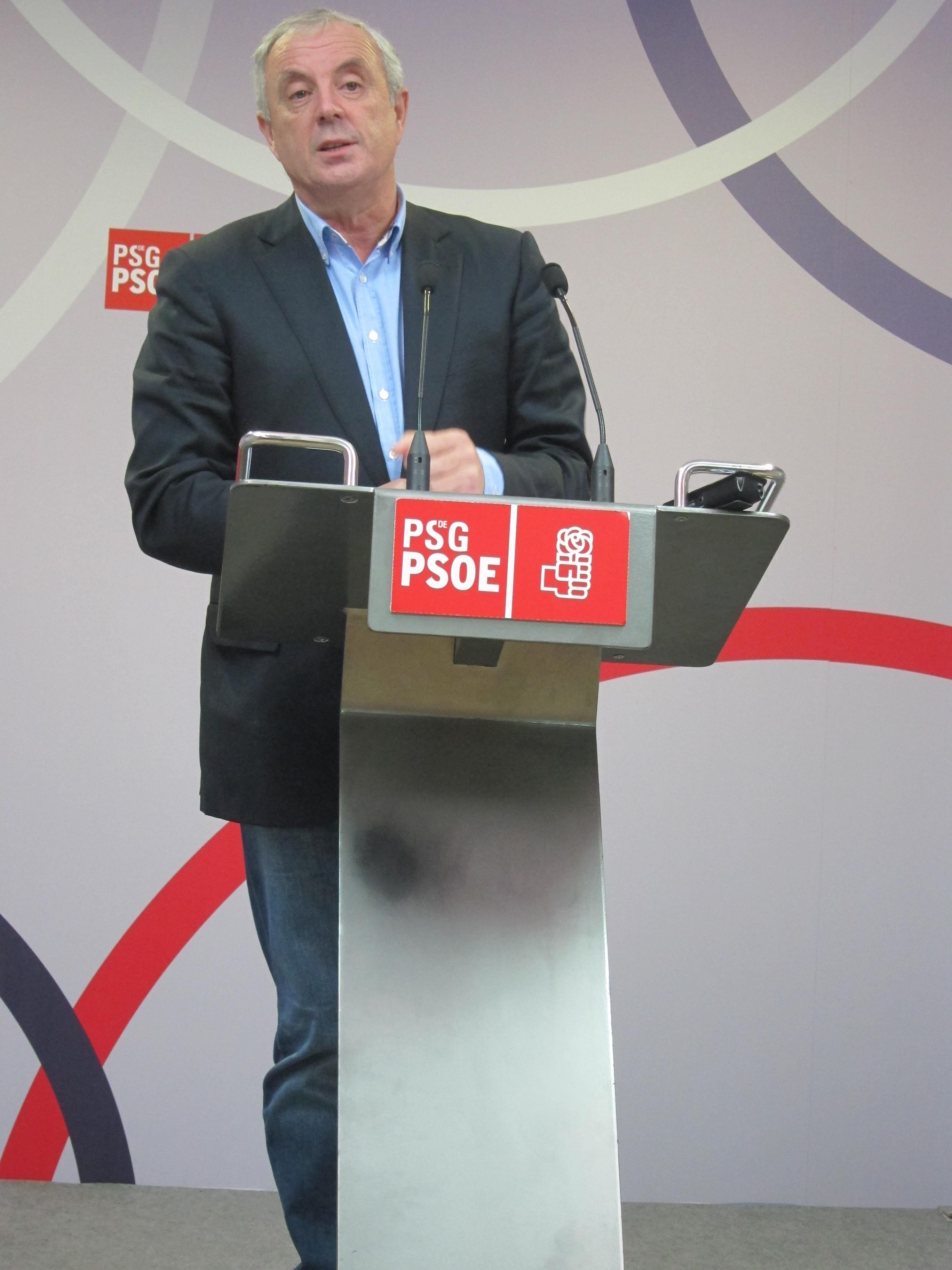 Pachi Vázquez (PSdeG) propone un pleno extraorindario en la Cámara para «ofrecer apoyo unánime» al sector naval