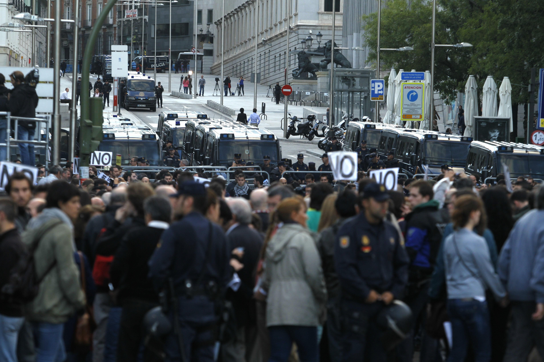 Políticos, sindicatos, 15-M y La PAH debaten esta semana sobre la representatividad de la calle y el Parlamento