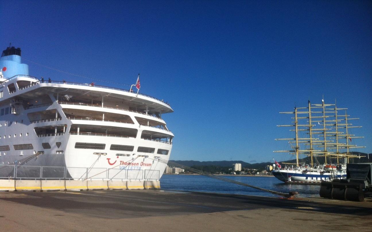 Vila pide que el Puerto de Palamós se integre en el espacio Schengen
