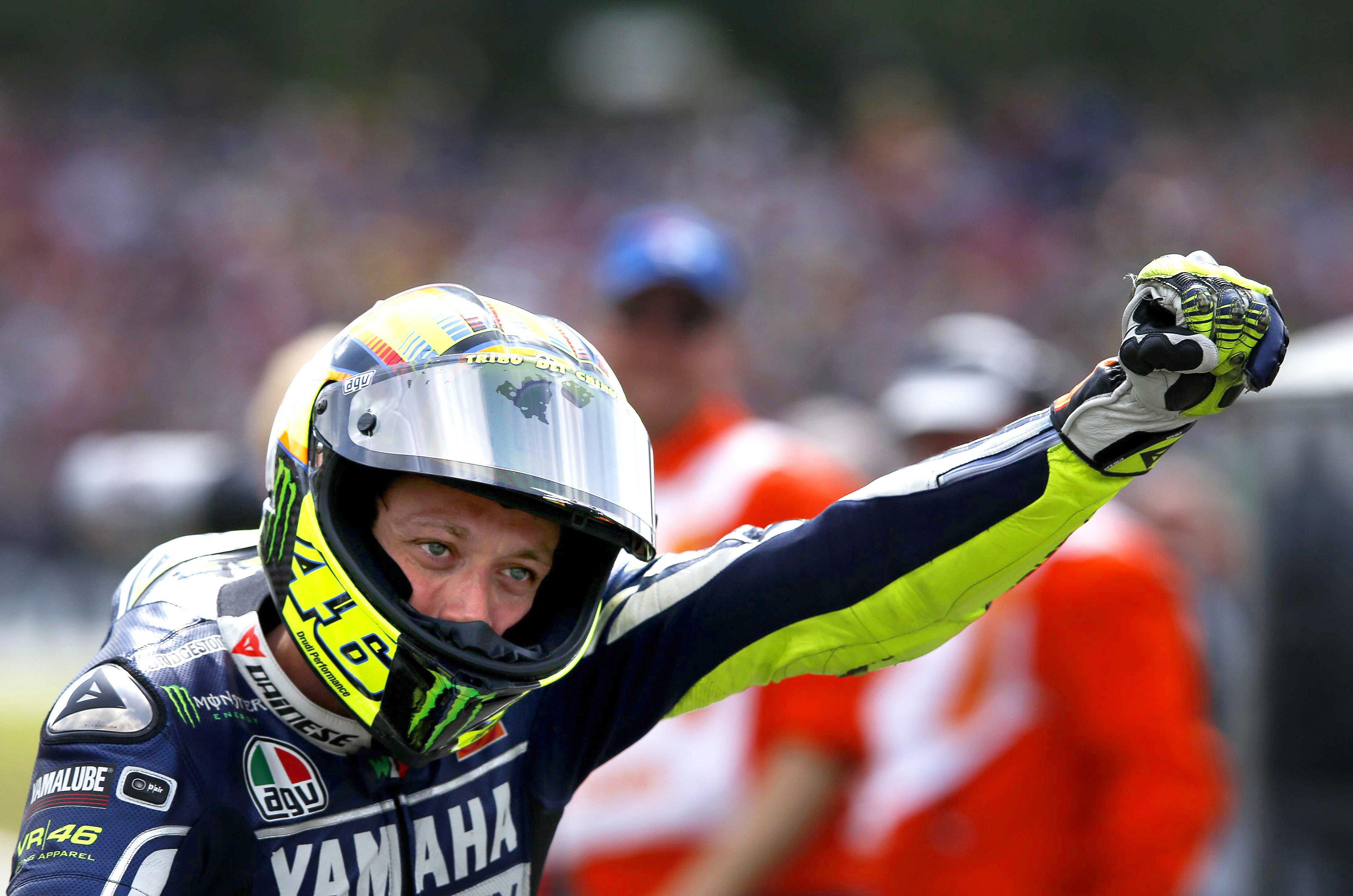 ¿Vuelve Rossi o aprovecha la debilidad de sus rivales?