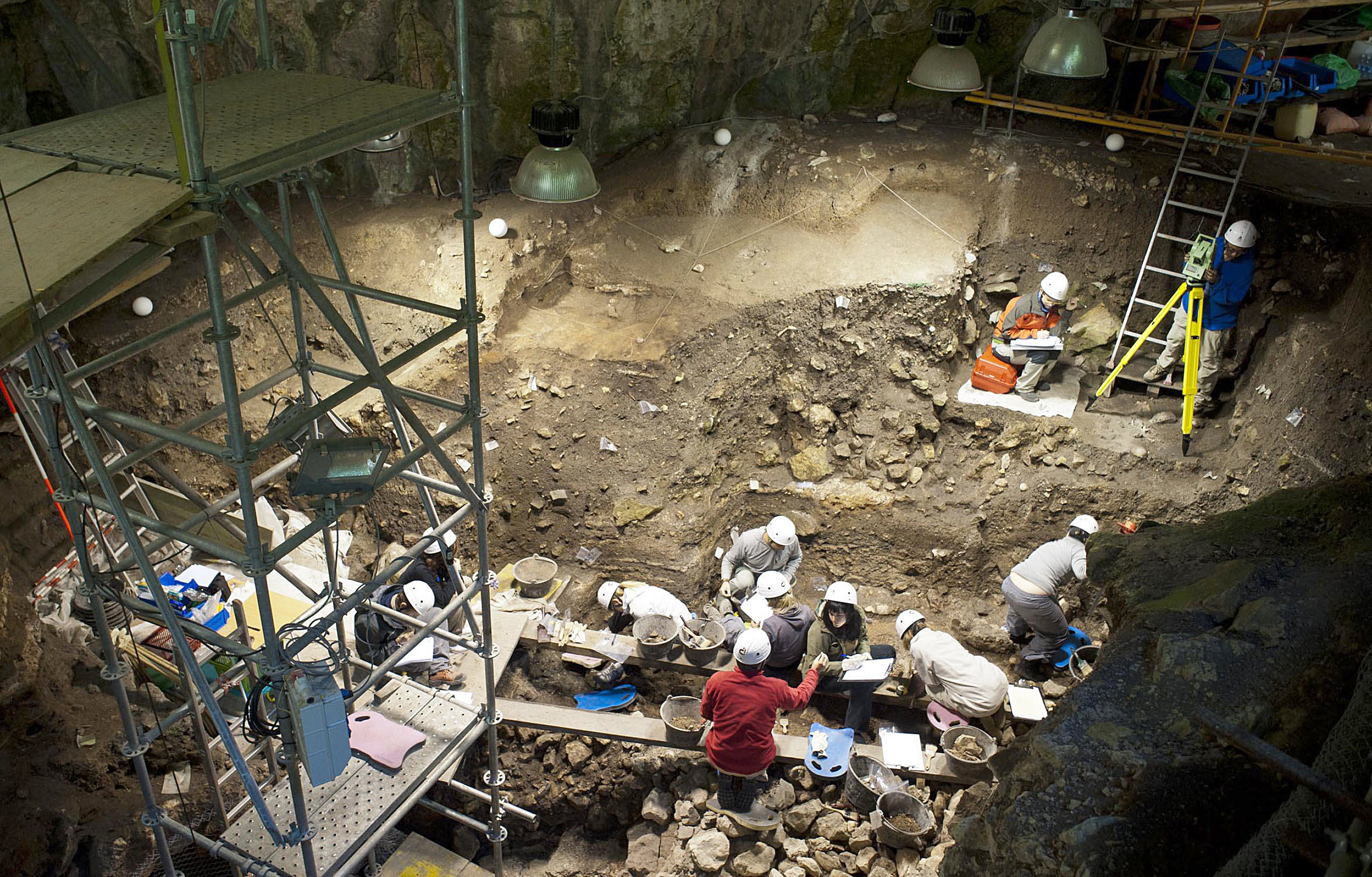 La campaña de excavaciones de Atapuerca será más breve y con menos investigadores
