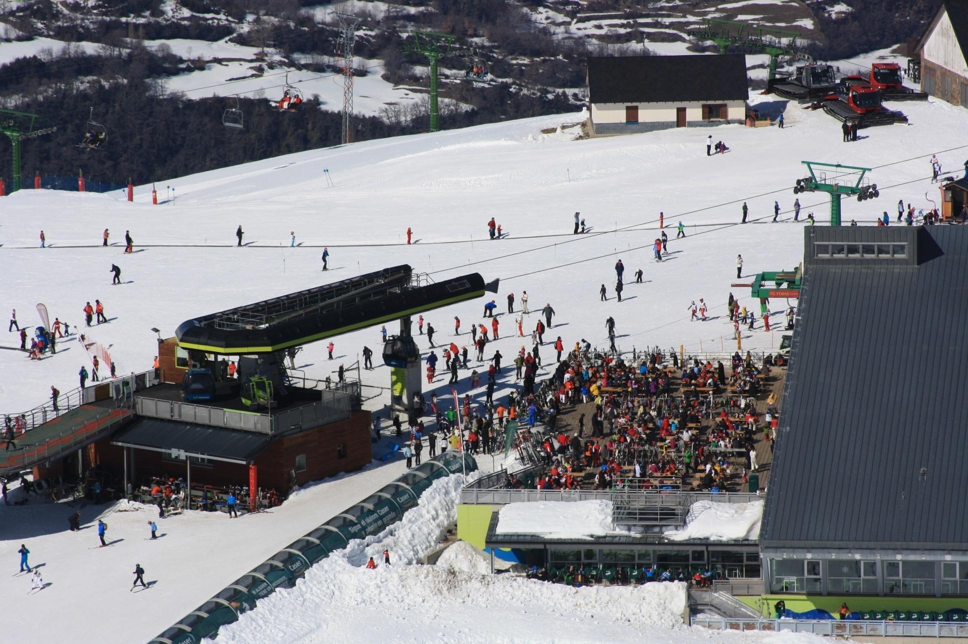 La pista de evacuación de la estación de esquí de Panticosa no se someterá a evaluación de impacto ambiental