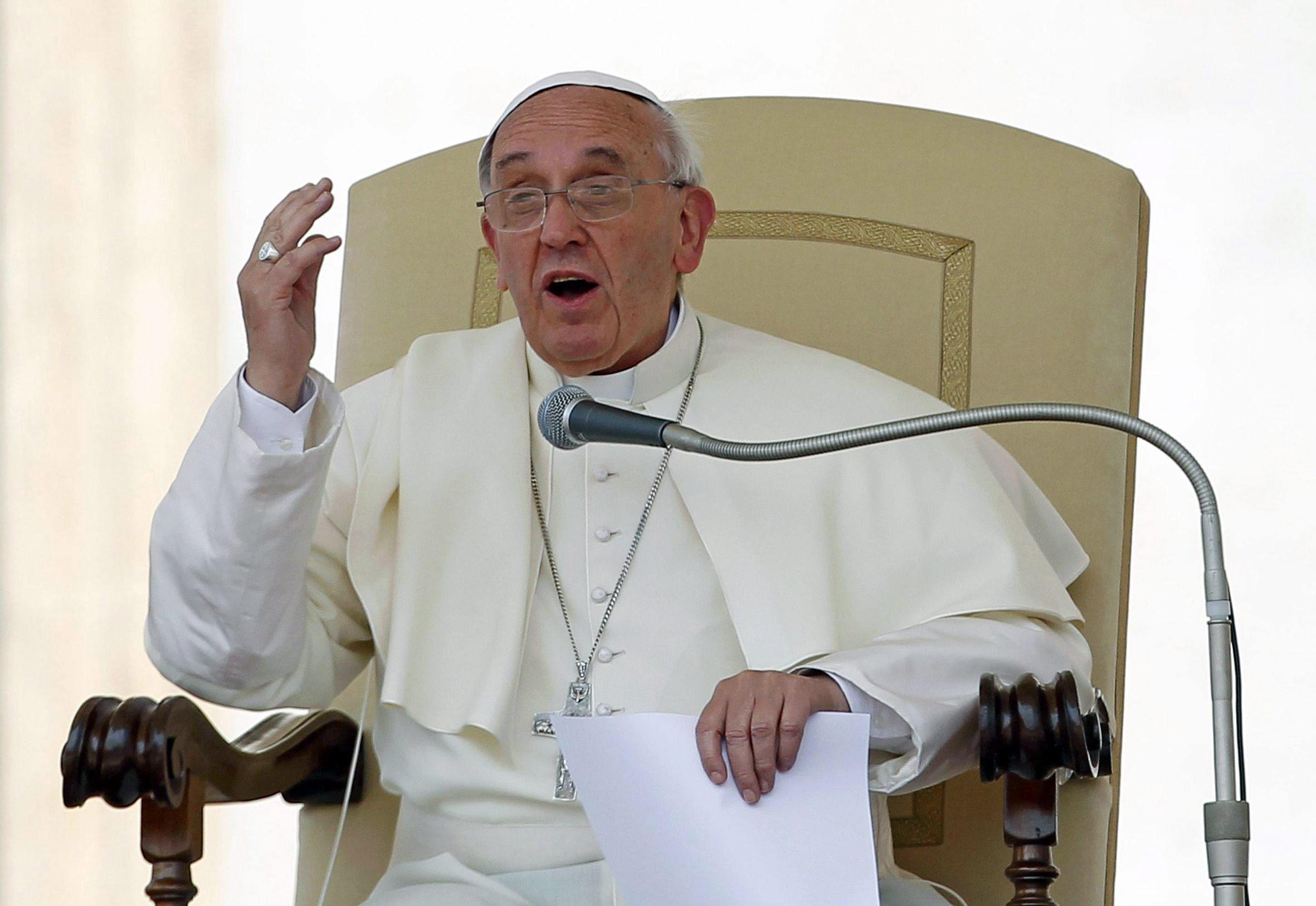 El Papa llama a los fieles a escuchar su conciencia como «espacio interior» de comunicación con Dios