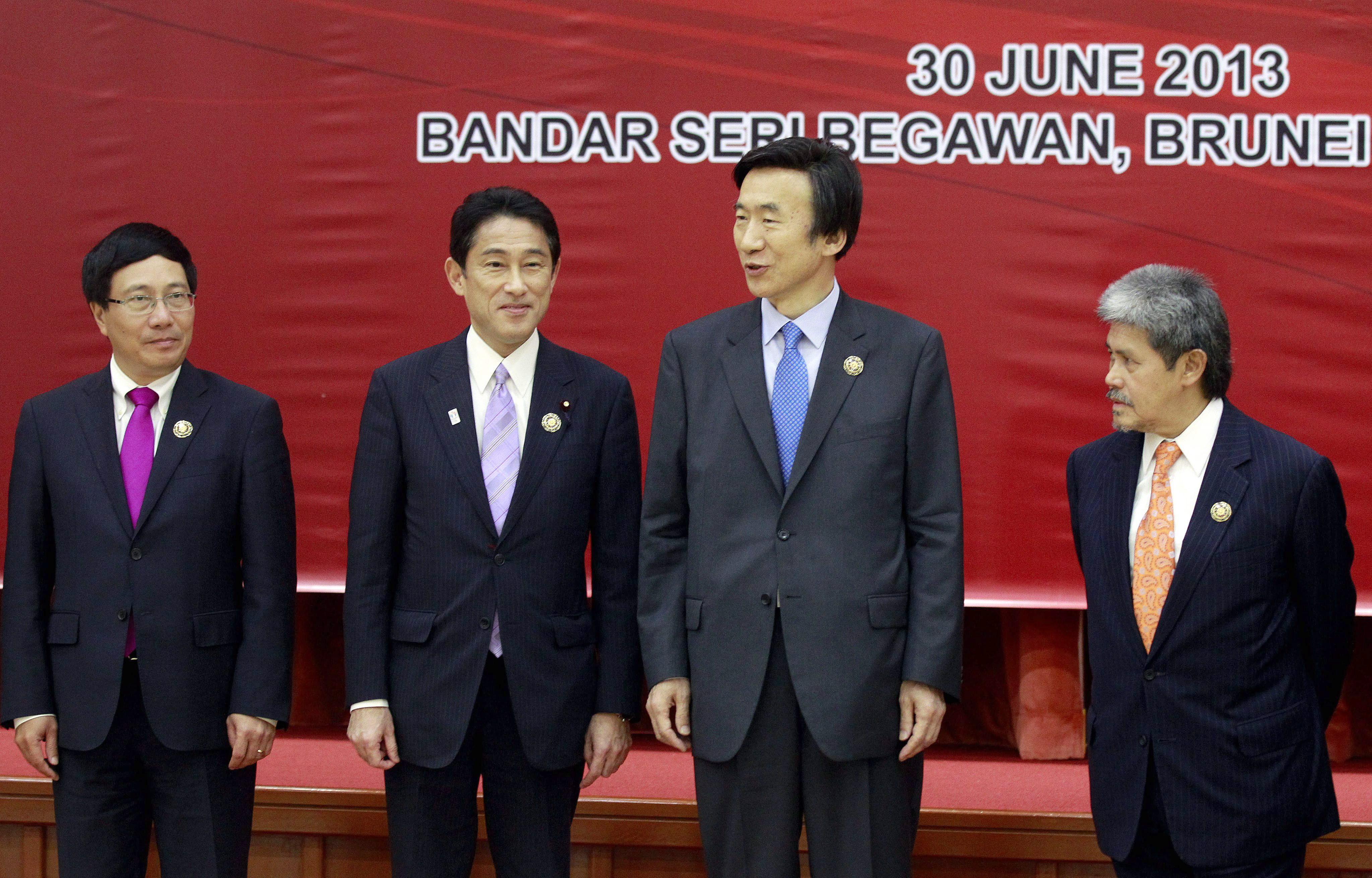 ASEAN aborda el contencioso con Pekín en el Mar de China Meridional