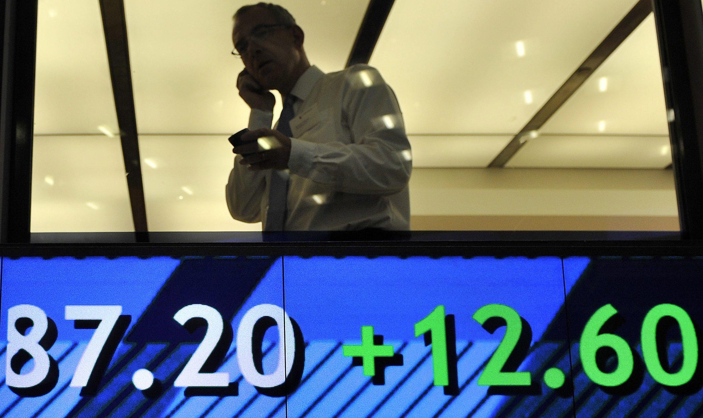 La Bolsa de París sube un 0,85 por ciento a la apertura
