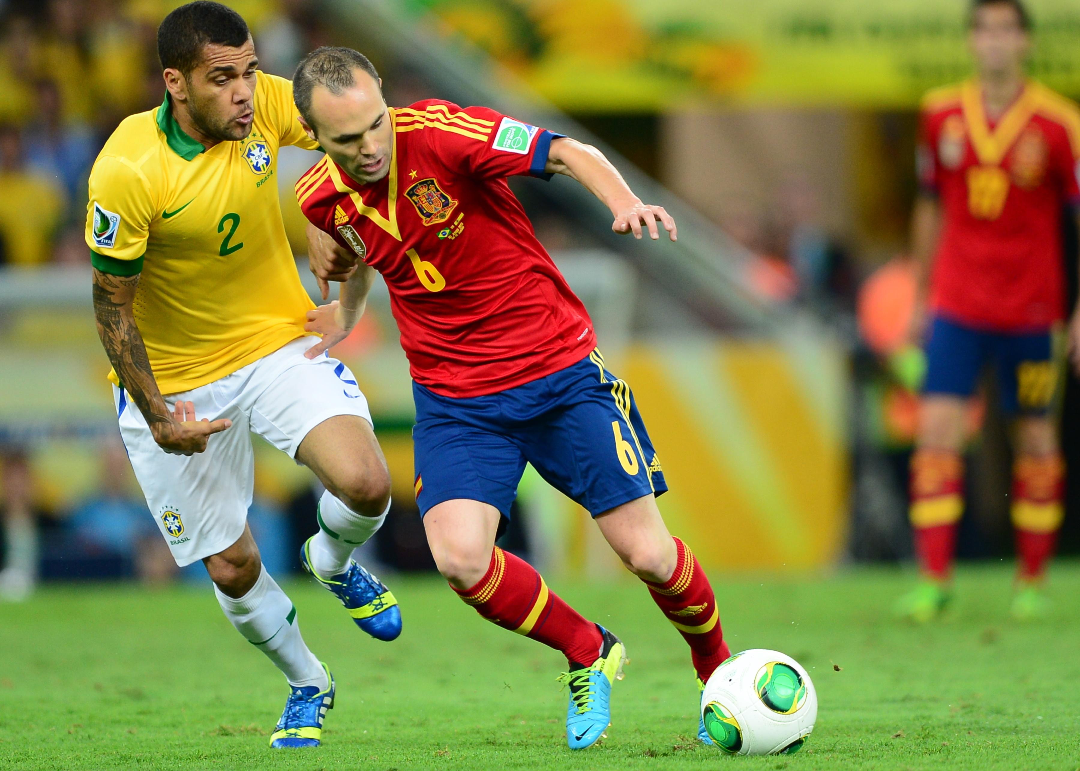 España perdió una racha de 29 encuentros sin conocer la derrota