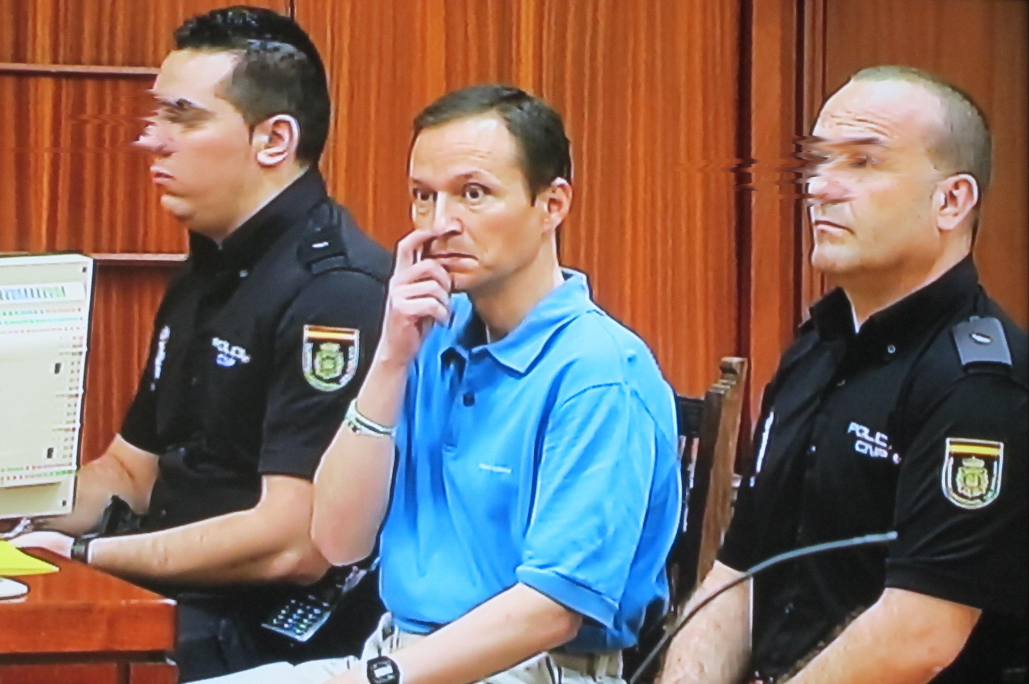 La madre de Bretón dijo al comisario Piedrabuena entre lágrimas que se temía «lo peor»