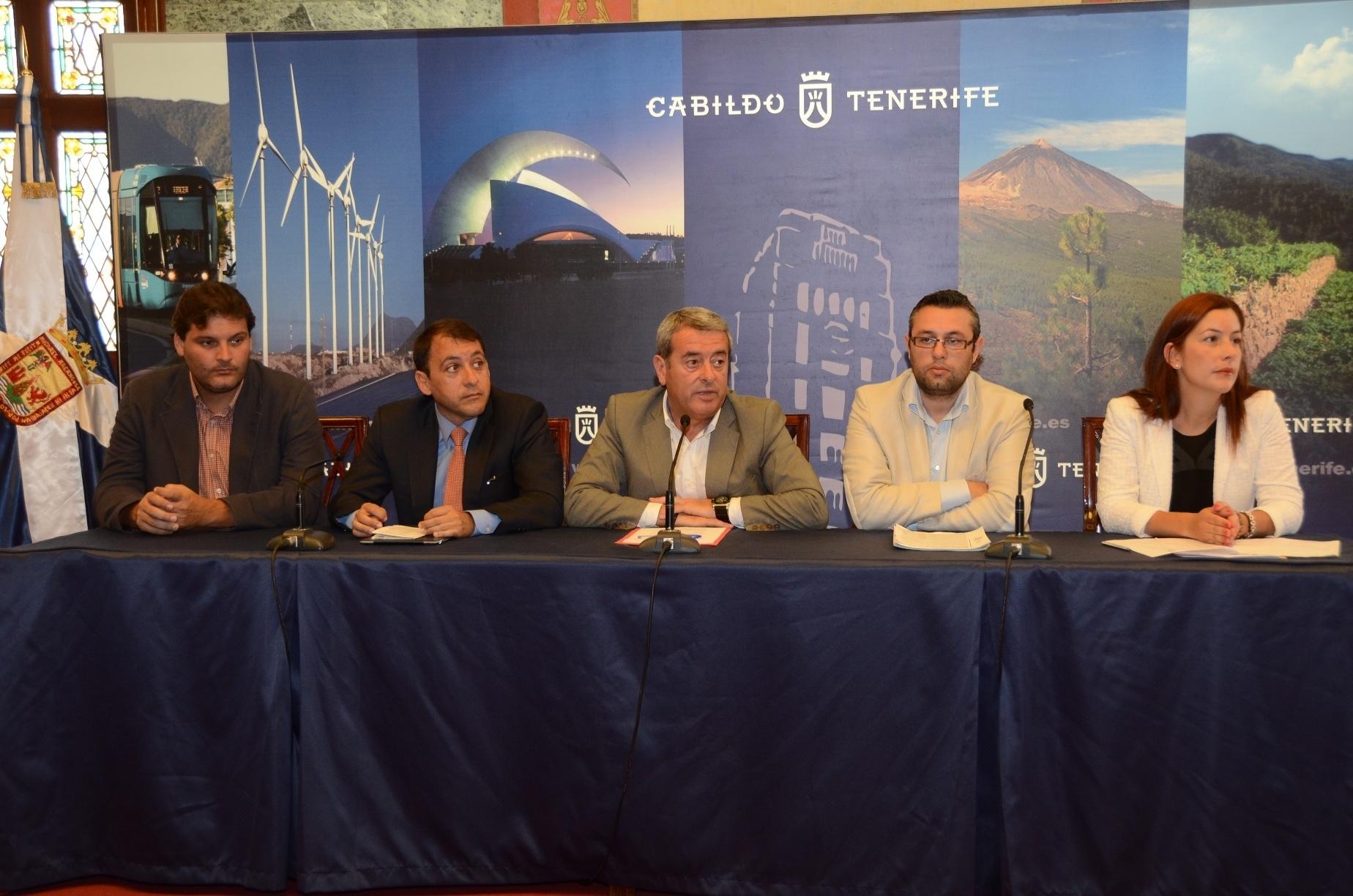 Cabildo de Tenerife y Ayuntamiento de Santa Cruz ponen en marcha dos Servicios de Día para niños y adolescentes