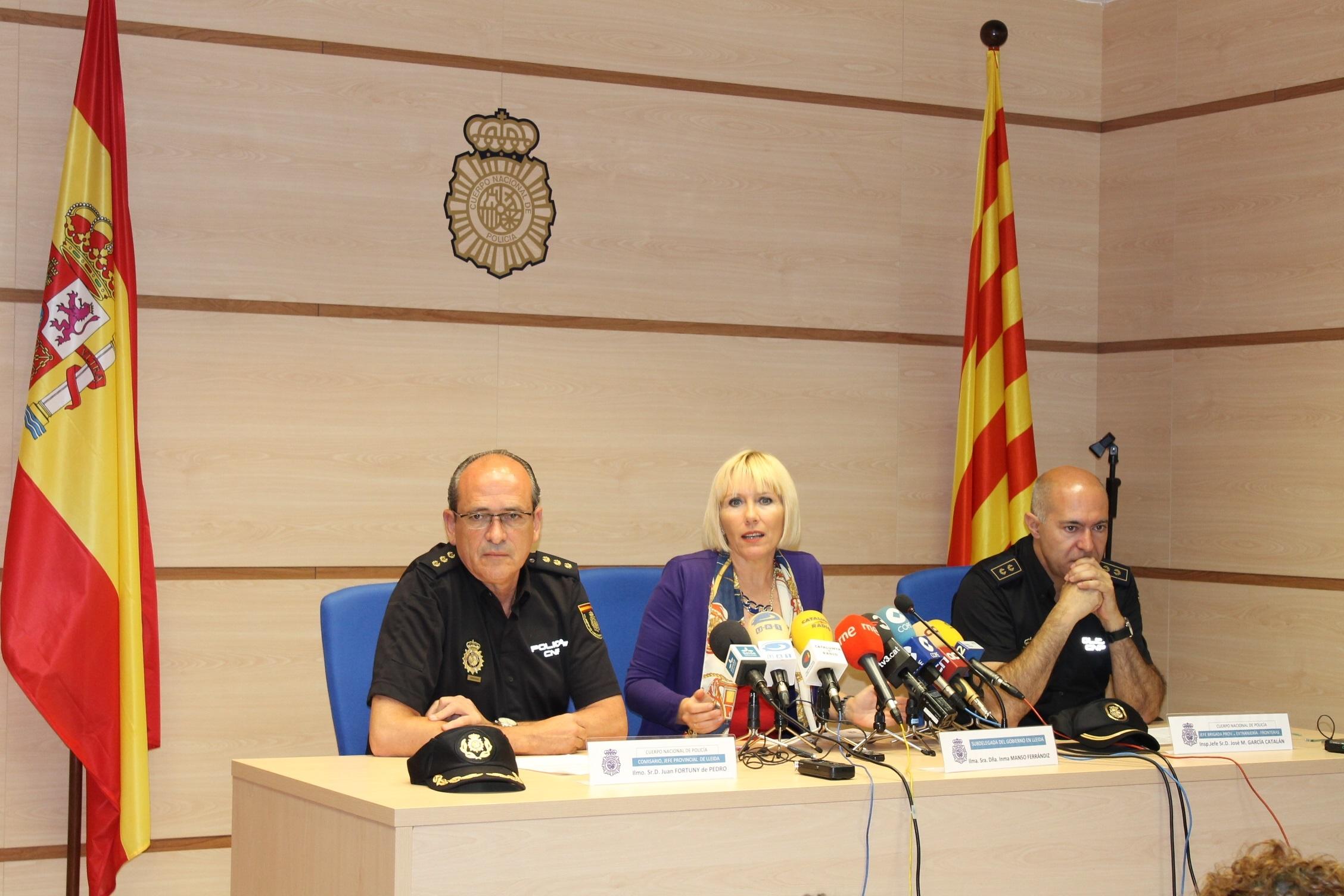 Destapan una empresa de contratos falsos en una panadería de Lleida