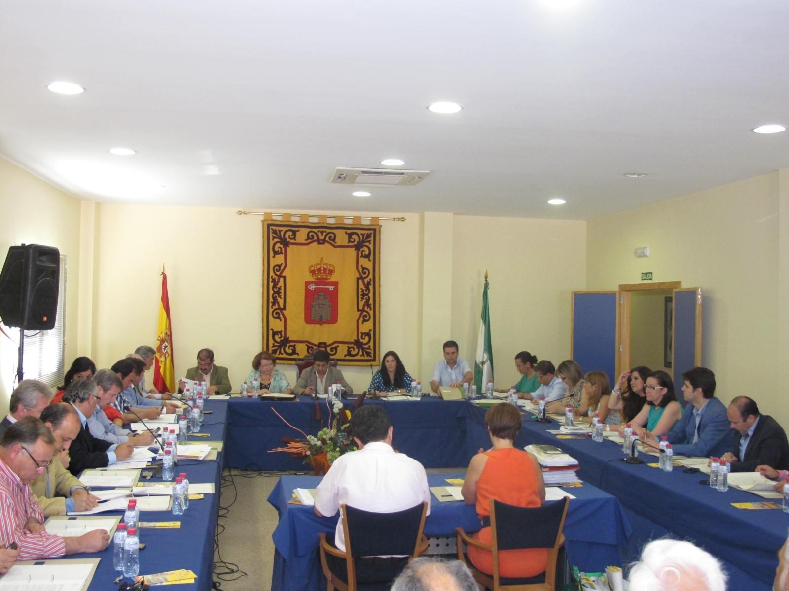 El pleno de la Diputación aprueba 123 ayudas de 3.000 euros para emprendedores de pequeños municipios