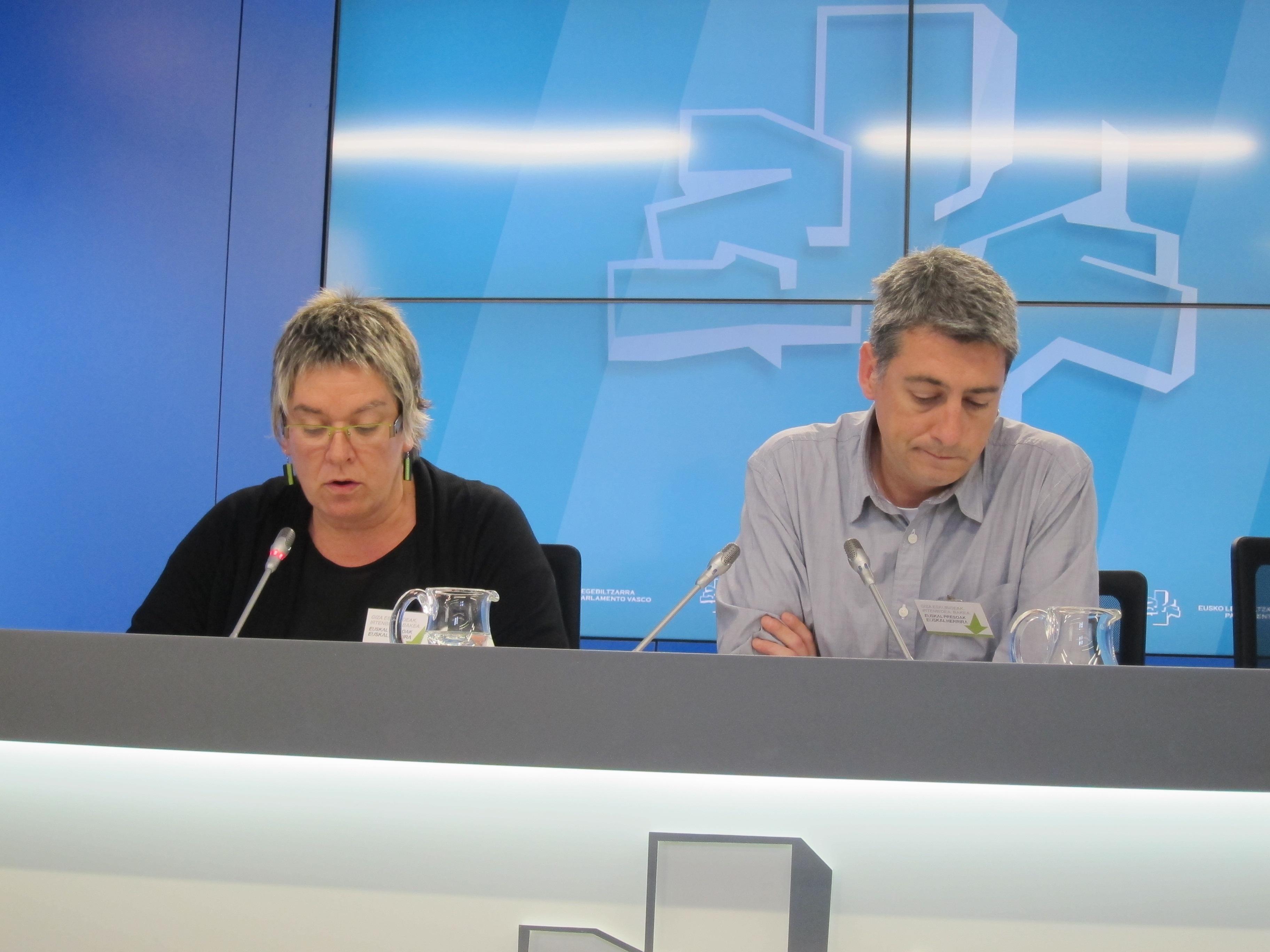 EH Bildu pide a Urkullu que aclare si va a cambiar su postura sobre el TAV tras el aplazamiento anunciado por Francia