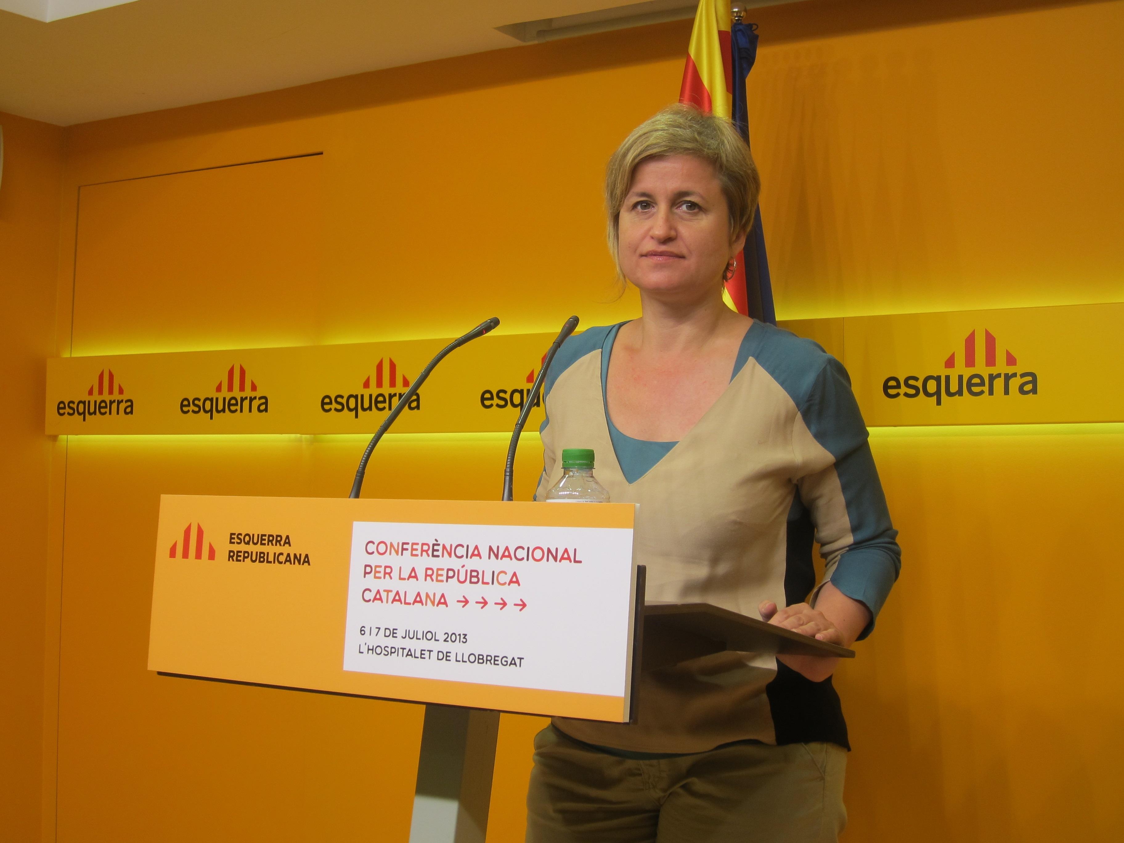 ERC pide a Mas que la carta a Rajoy sea «clara y homologable» y la remita a la UE y la ONU