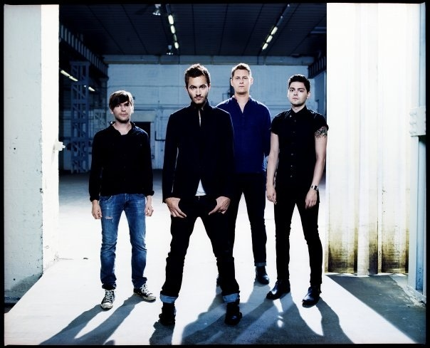 Editors publican hoy su nuevo disco, »The weight of your love»
