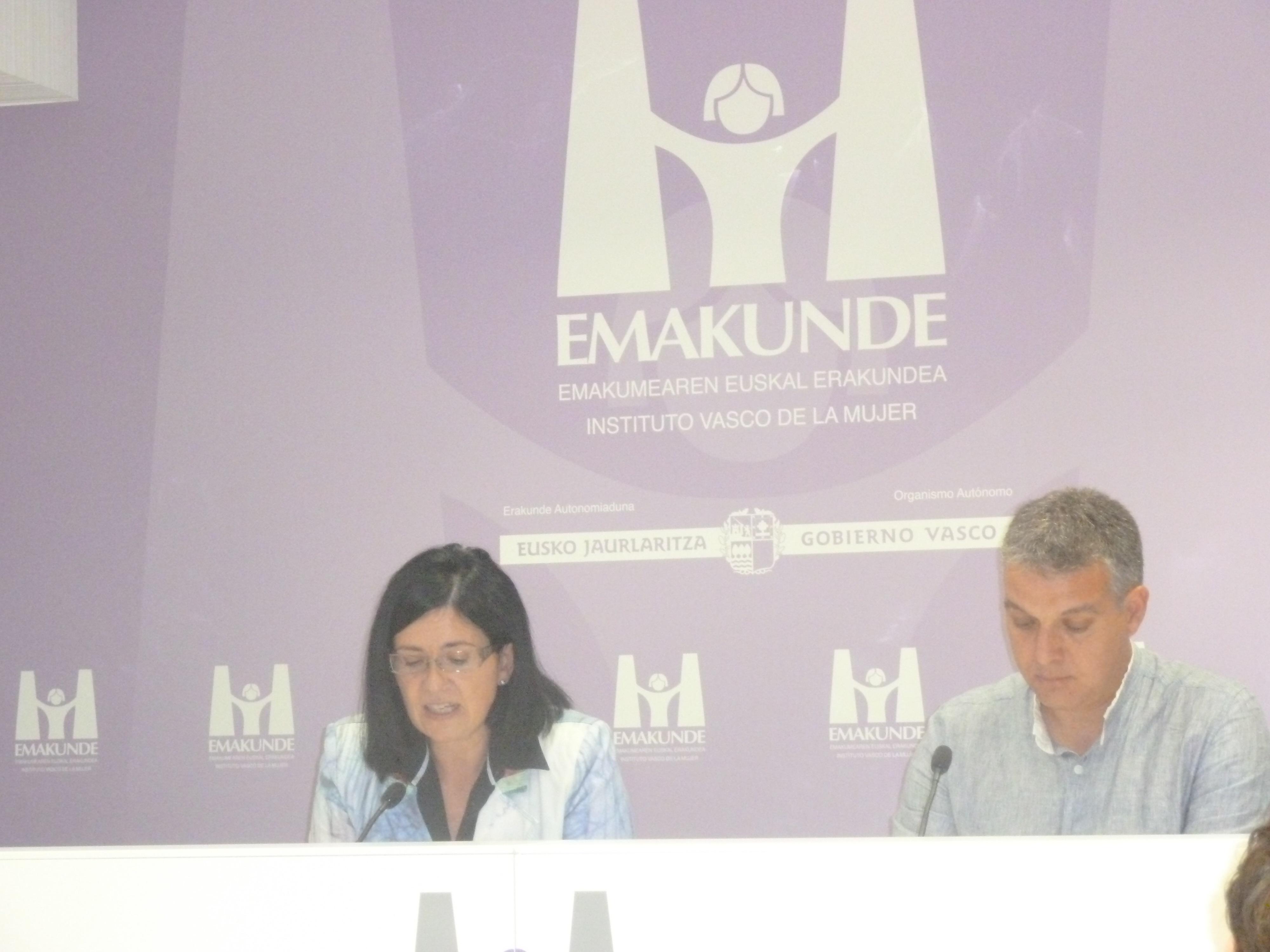 Emakunde dice que a pesar de las denuncias falsas, hay tomar las agresiones sexuales «con la importancia que tienen»