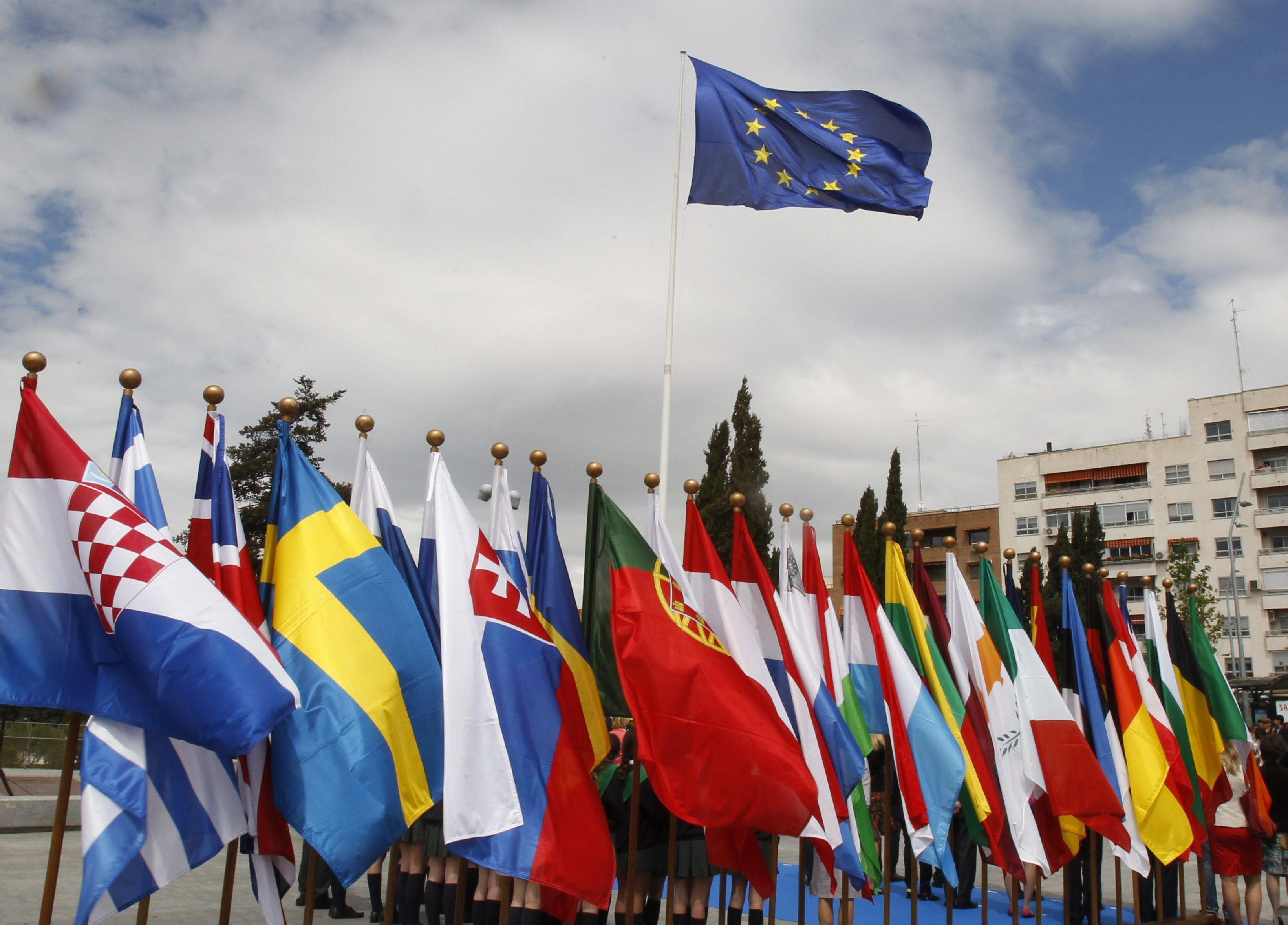 Con Croacia ya somos 28 países en la Unión Europea