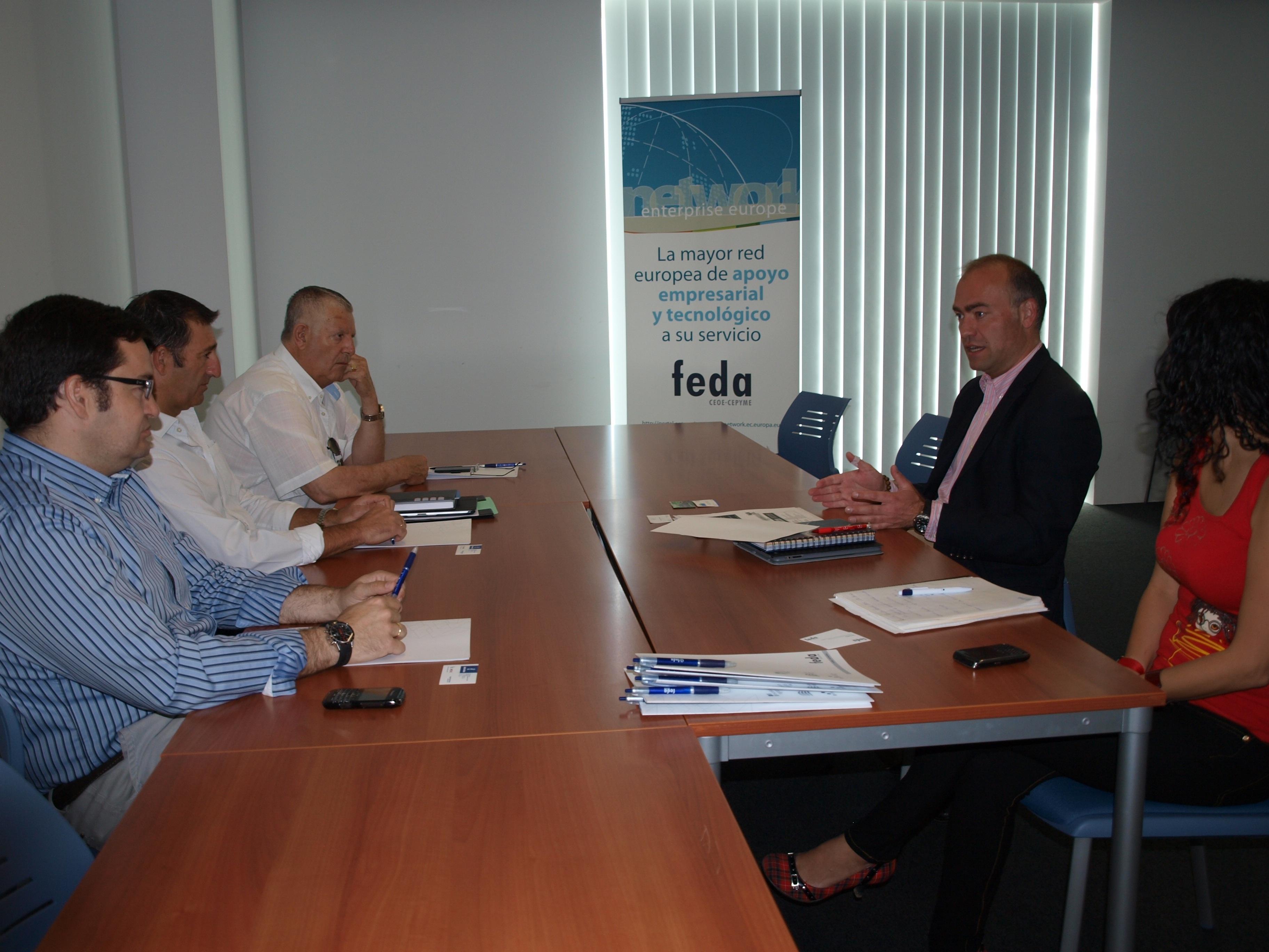 FEDA presenta el Programa Gestor de Exportación para emrpesarios de Albacete a través de la Enterprise Europe Network