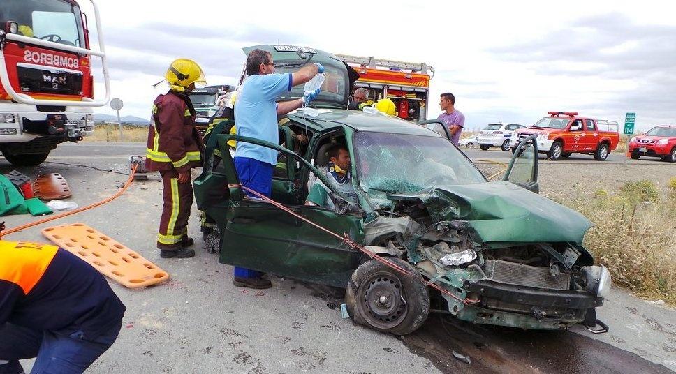 Fallecen once personas en las carreteras durante el fin de semana