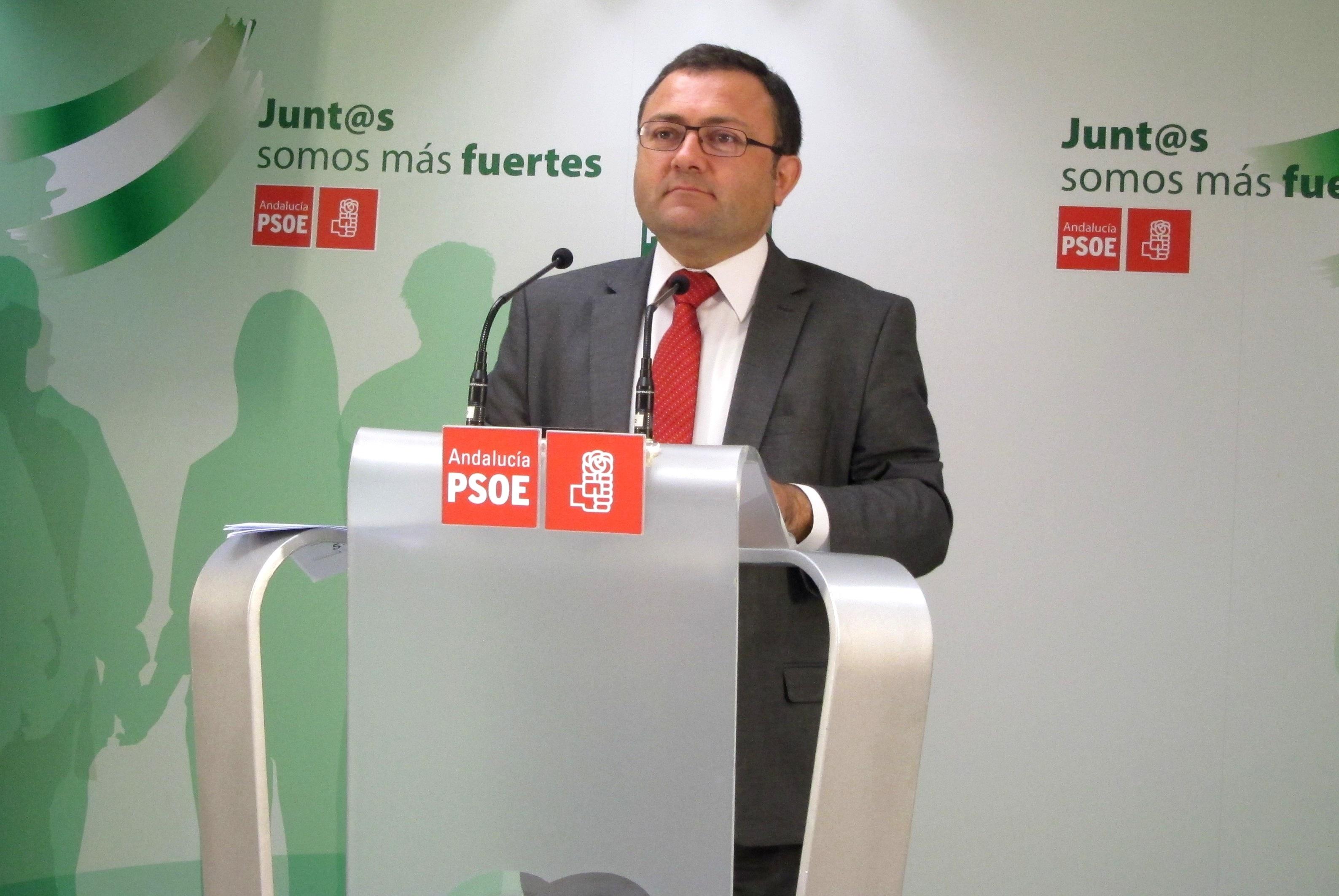 Heredia considera a Díaz una «extraordinaria» candidata y dice que Planas tiene derecho a presentarse
