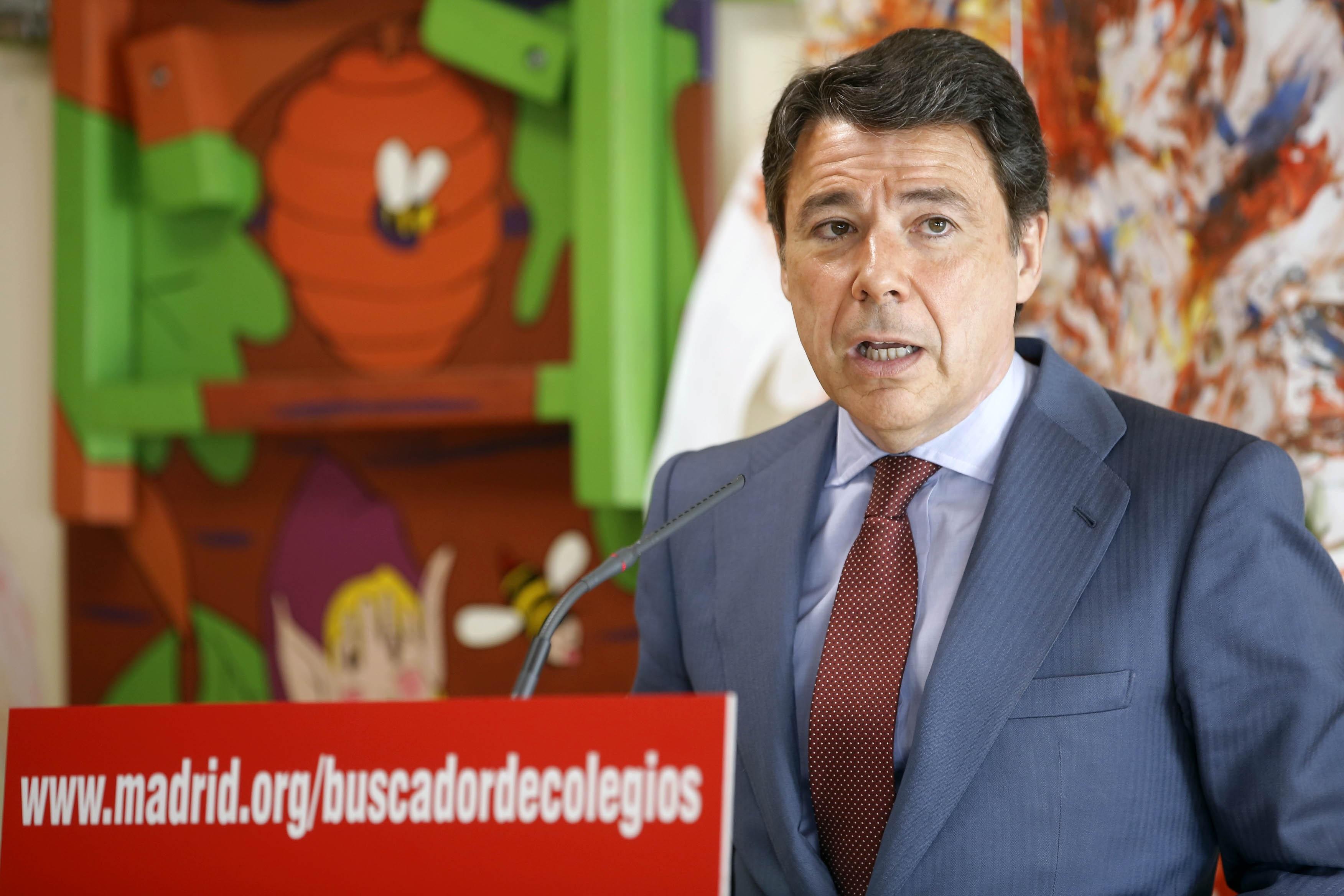 Ignacio González: no hay que hacer «ninguna catarsis» en el PP, abochornado tras la encarcelación de Bárcenas