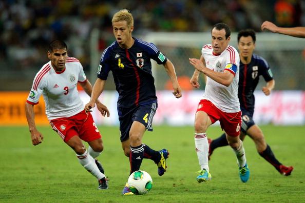 El Barcelona se fija en el japonés Honda para sustituir a Thiago
