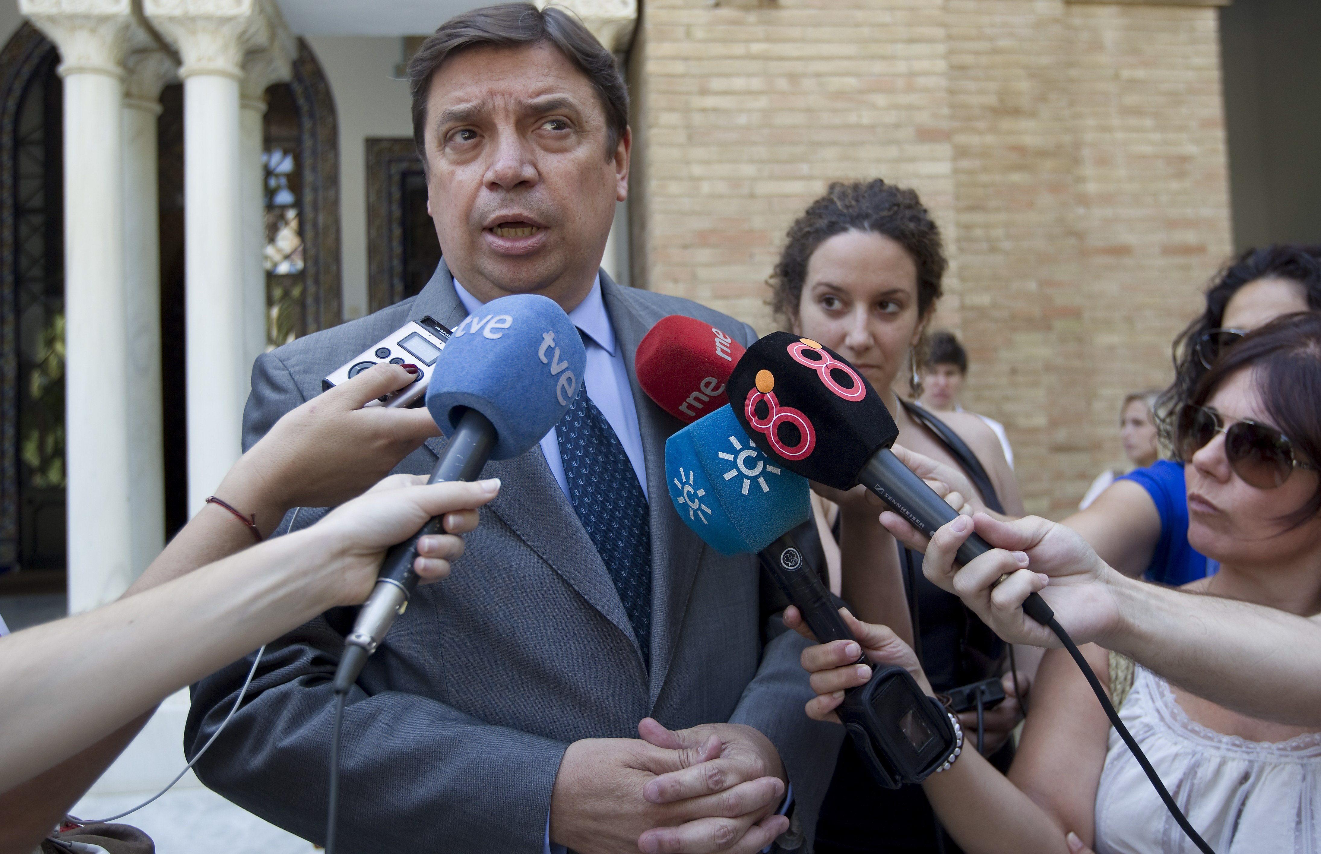 Díaz muestra «respeto» por la candidatura de Planas y no confirma la suya
