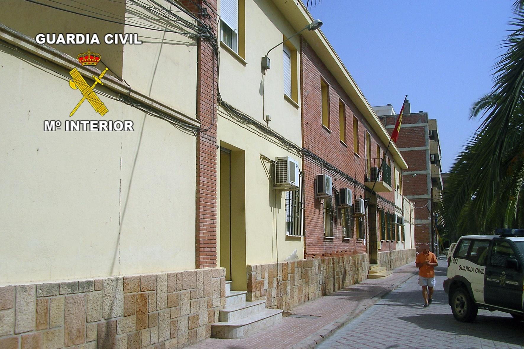 Ministro del Interior asiste este miércoles a Lorca al acto de inauguración del cuartel de la Guardia Civil
