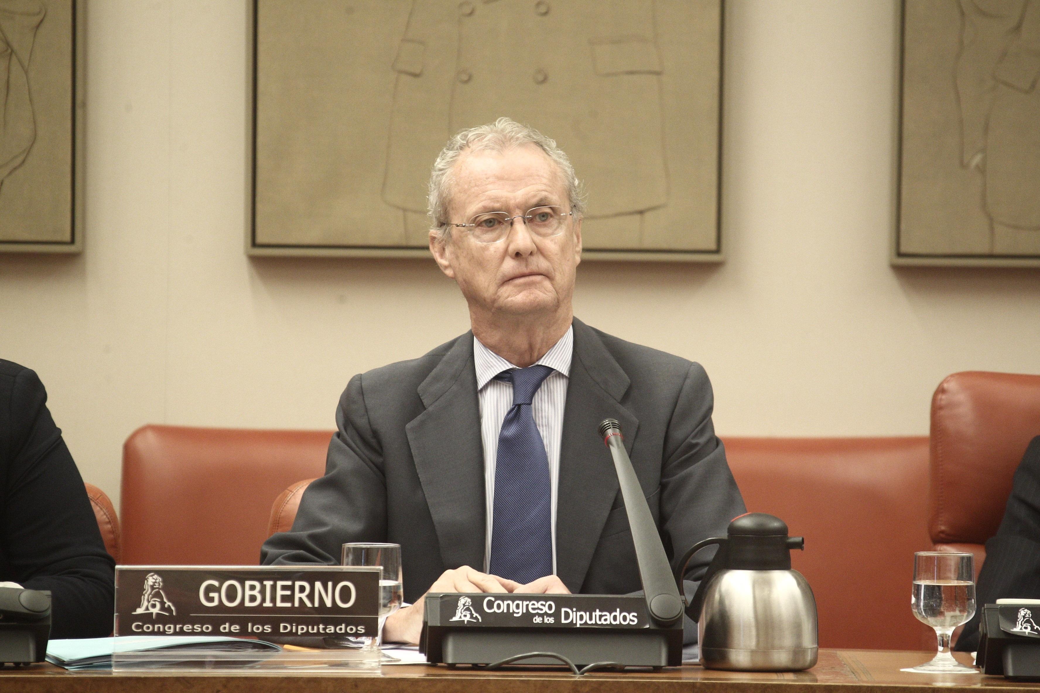 Morenés dice que el espionaje de EEUU a países e instituciones europeas no ha afectado a España