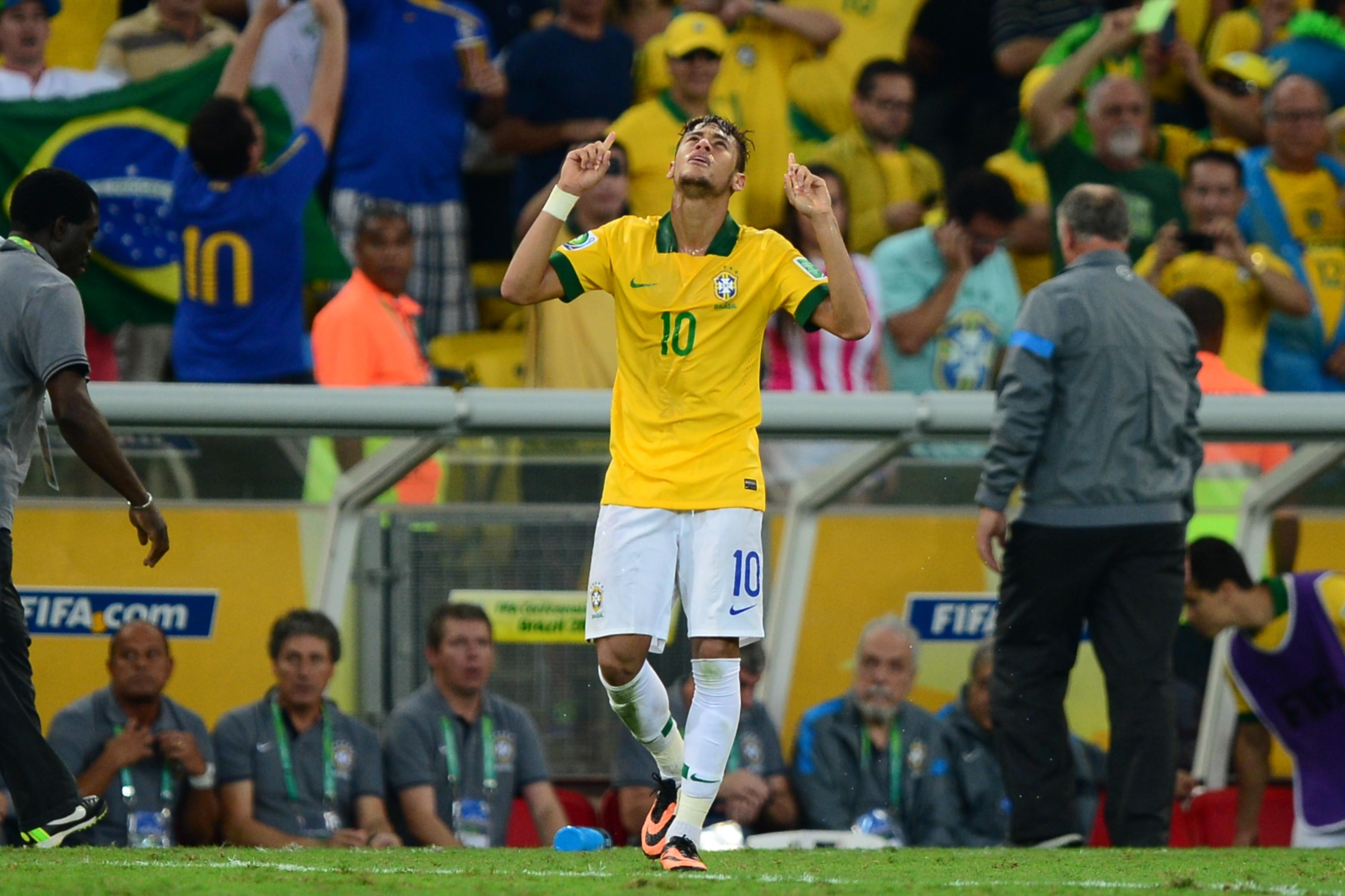 Brasil se rinde a los pies Neymar, el mejor de la Copa Confederaciones