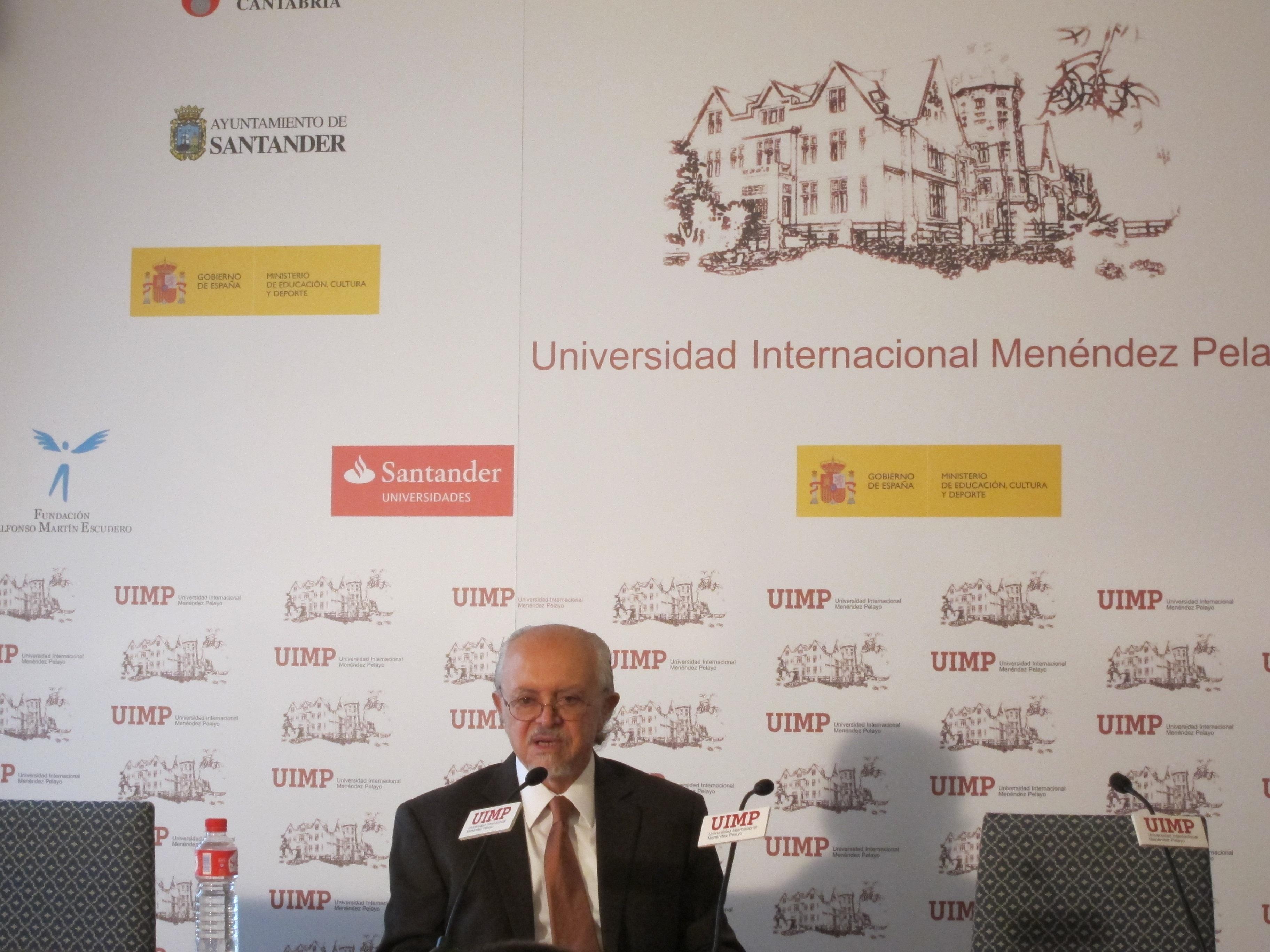El Nobel Mario Molina ve necesario que se alcance un acuerdo internacional sobre el cambio climático esta década