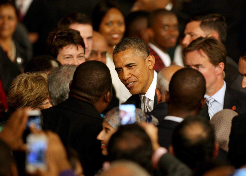 Obama parte de Sudáfrica rumbo a Tanzania, última escala de su gira africana
