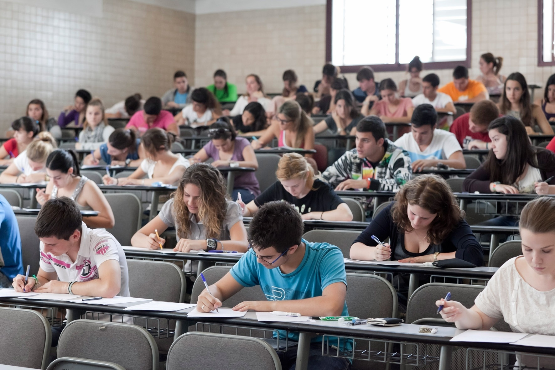 La PAU de julio comienza este martes en Asturias con 821 alumnos inscritos