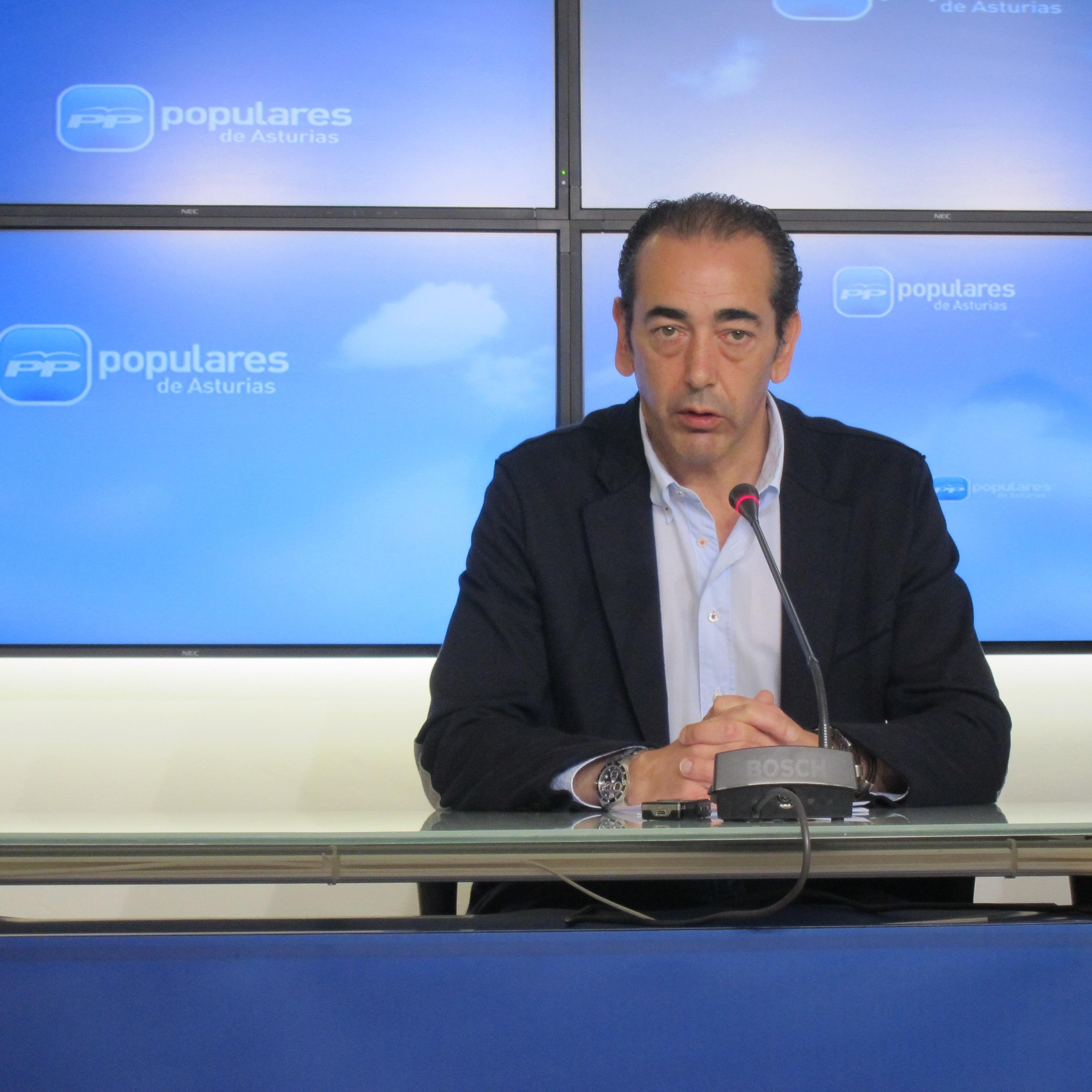 El PP Asturias considera «vital» un frente común que evite la devolución del »tax lease»