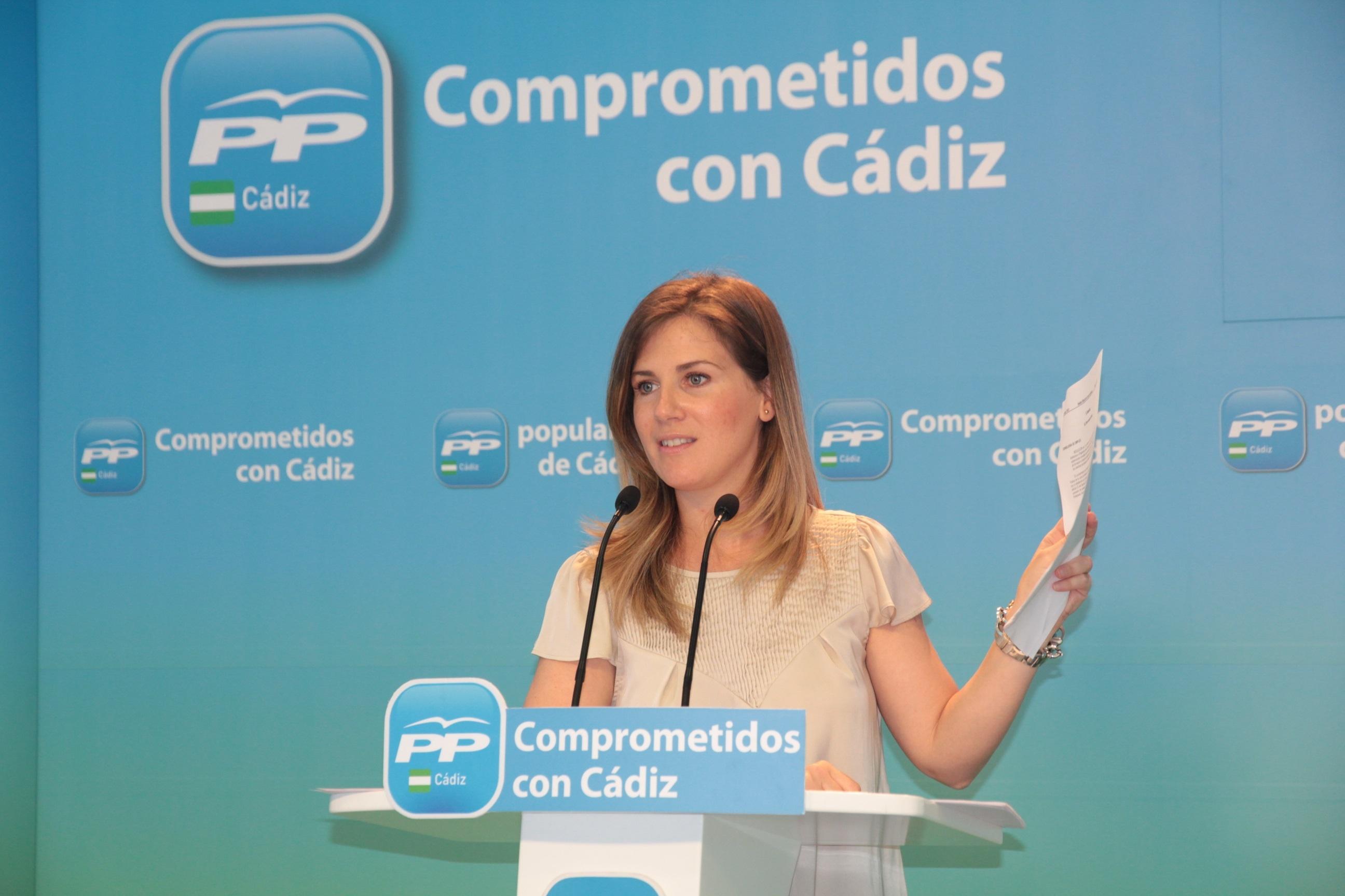 PP acusa a la cuñada de Ojeda de usar su cargo en la Junta para beneficiar al entramado de empresas de éste