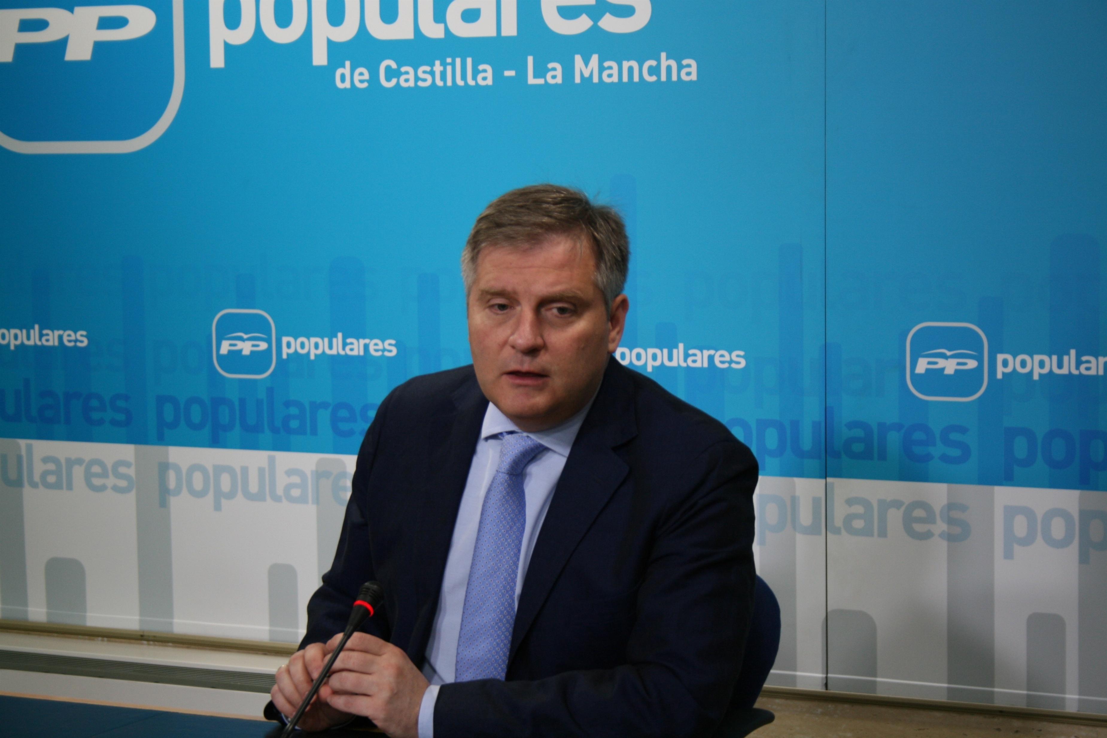 PP no se cree «a pies juntillas» que PSOE no vaya a presentar enmiendas a la reforma estatutaria para reducir diputados