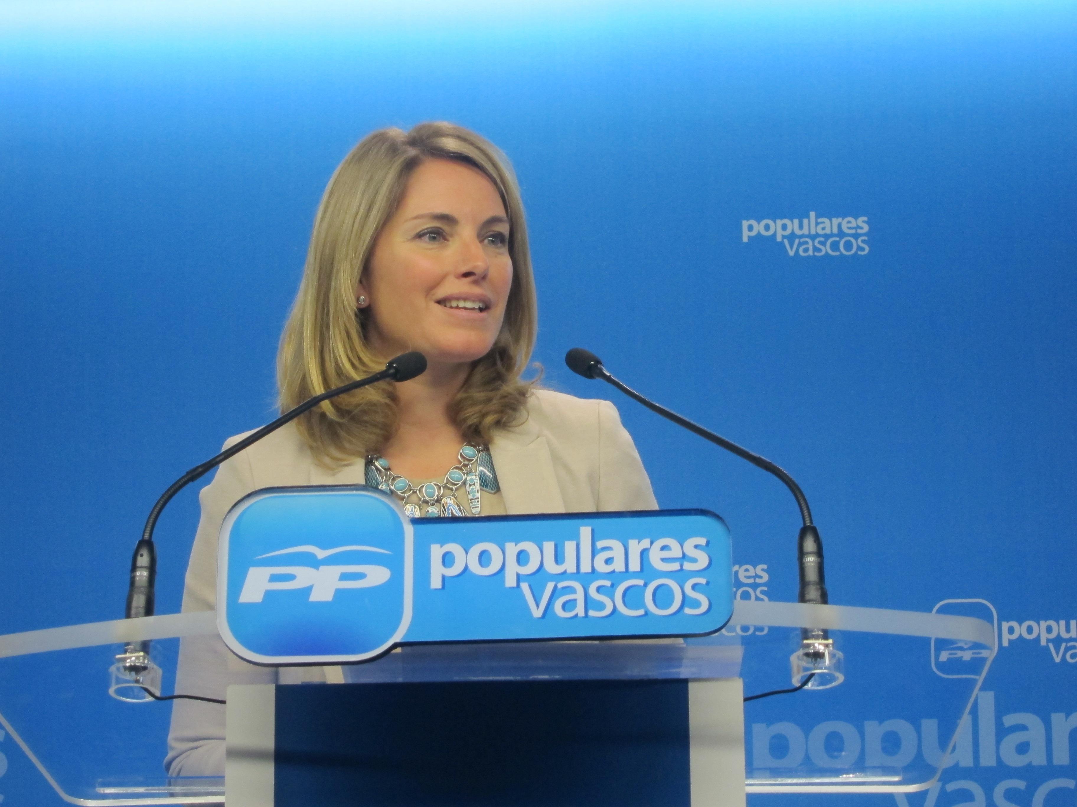 PP dice que la independencia es una de las últimas prioridades para PNV porque el Plan Ibarretxe le llevó a la oposición