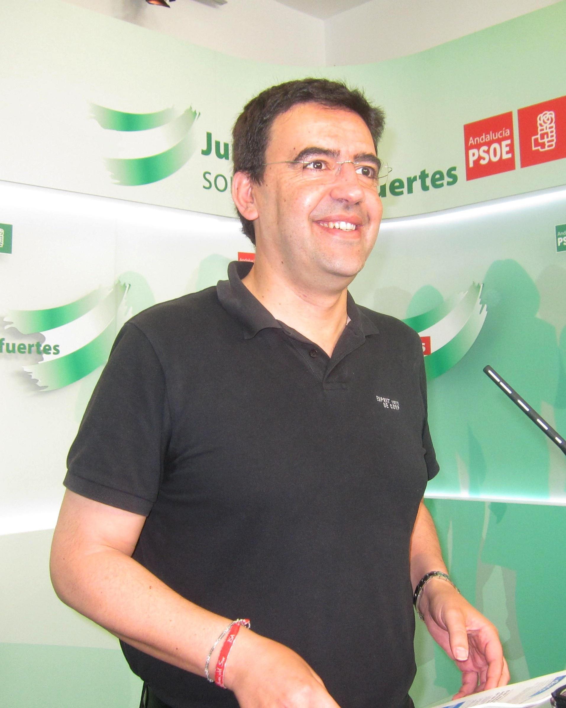 PSOE-A ve «intolerable e inasumible» que el Gobierno haya decidido convertir el Estatuto andaluz en «papel mojado»