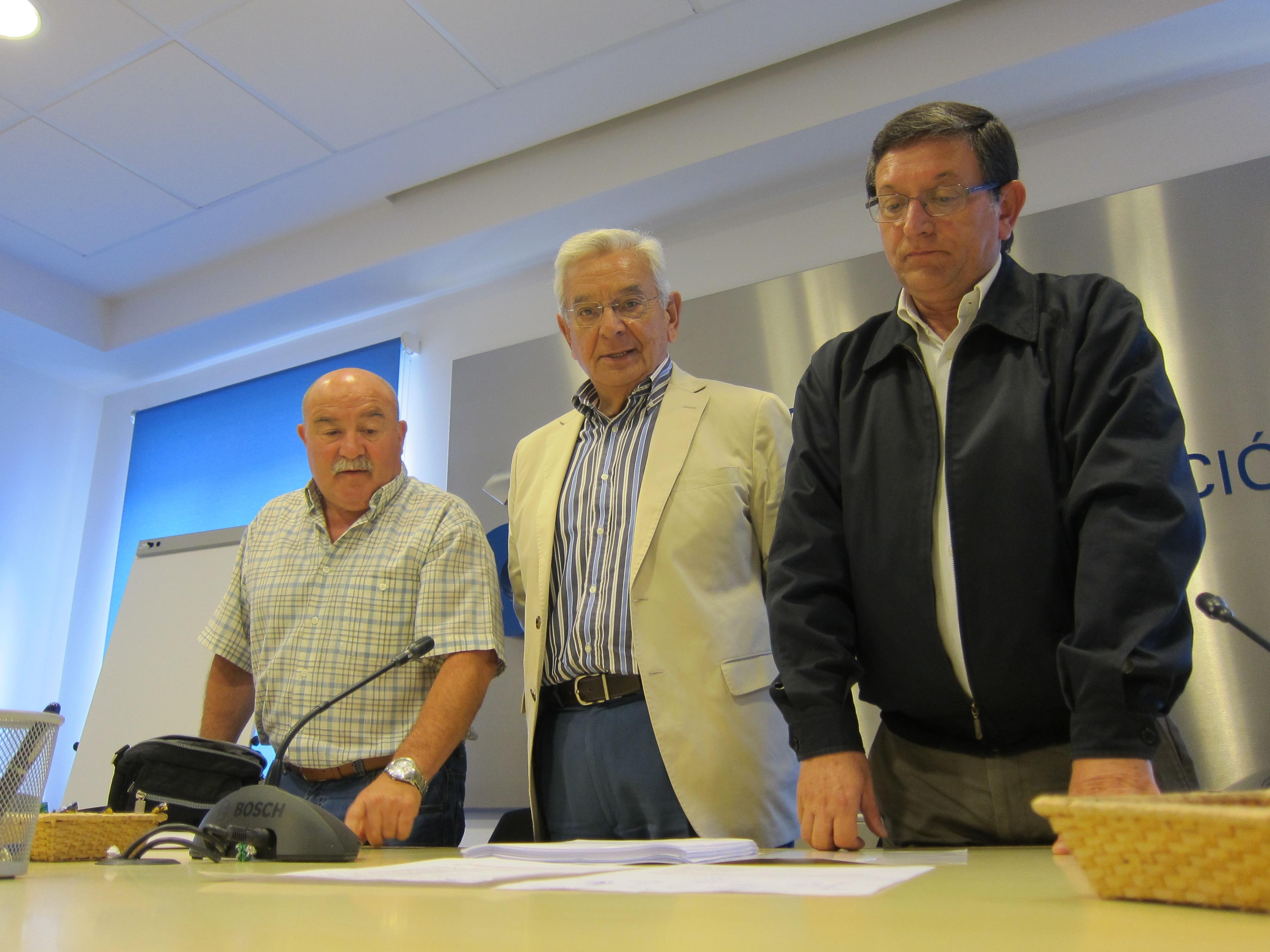 Patronal y trabajadores de la construcción reclaman más inversión en obra pública para salvar el sector