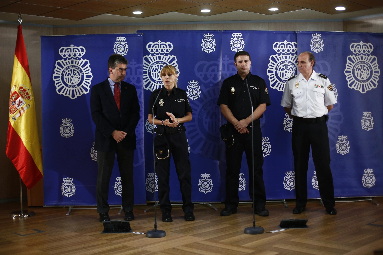 La Policía desarticula dos redes de explotación sexual china que operaban en Parla