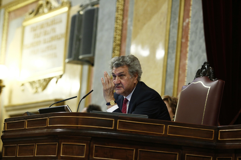 Posada espera que hoy se hable «de todo» en el Comité Ejecutivo, incluido el »caso Bárcenas, que «no gusta a nadie»