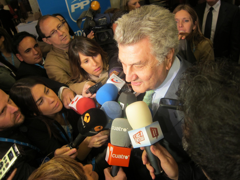 Posada, preocupado por el elevado número de independentistas catalanes