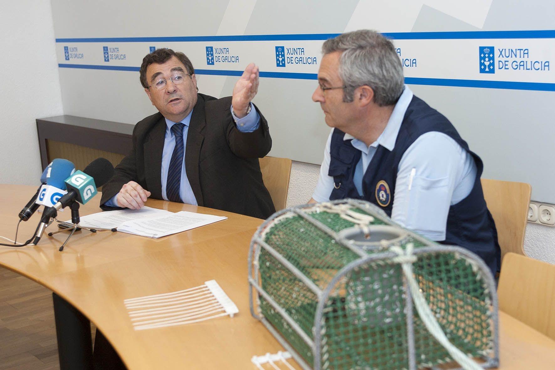 Quintana se reunirá con la flota del pulpo pero «no renunciará a garantizar la sostenibilidad del recurso»
