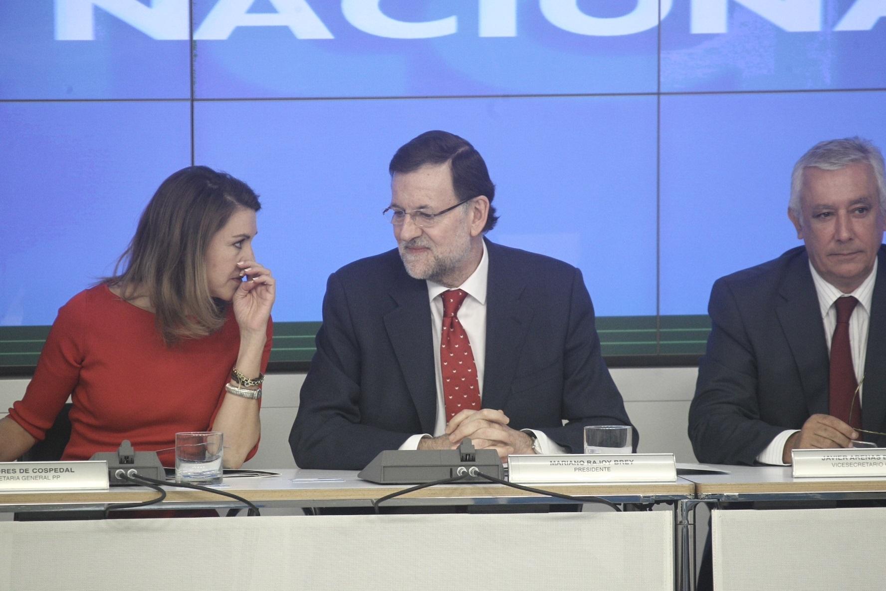 Rajoy no menciona a Bárcenas y se limita a decir que el PP colaborará con la Justicia