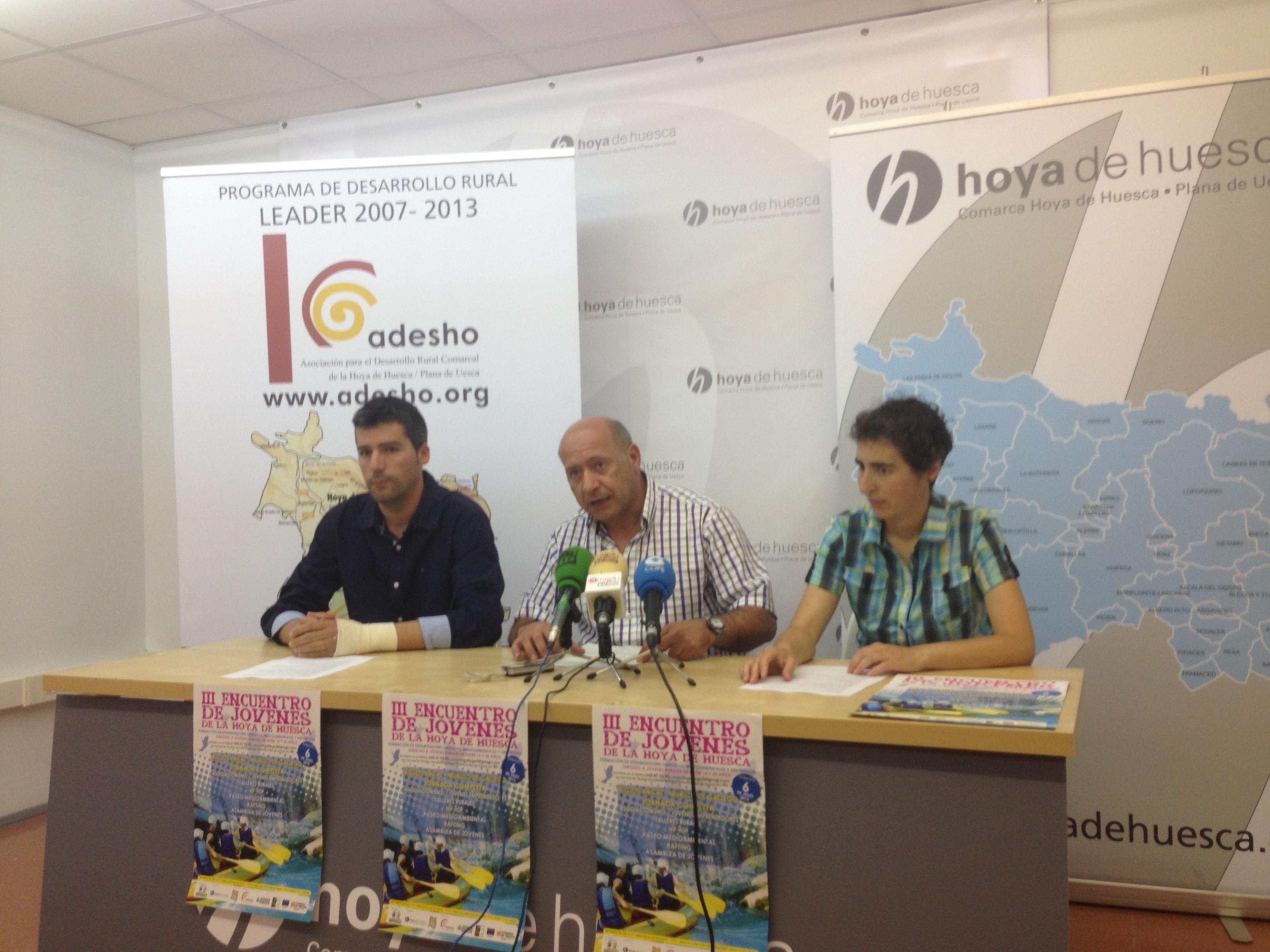 El centro Aracaz de Riglos acogerá este sábado el III Encuentro de Jóvenes de la Hoya de Huesca