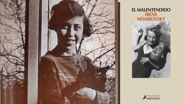 Salamandra recupera »El malentendido», la primera novela de Irène Nemirovski