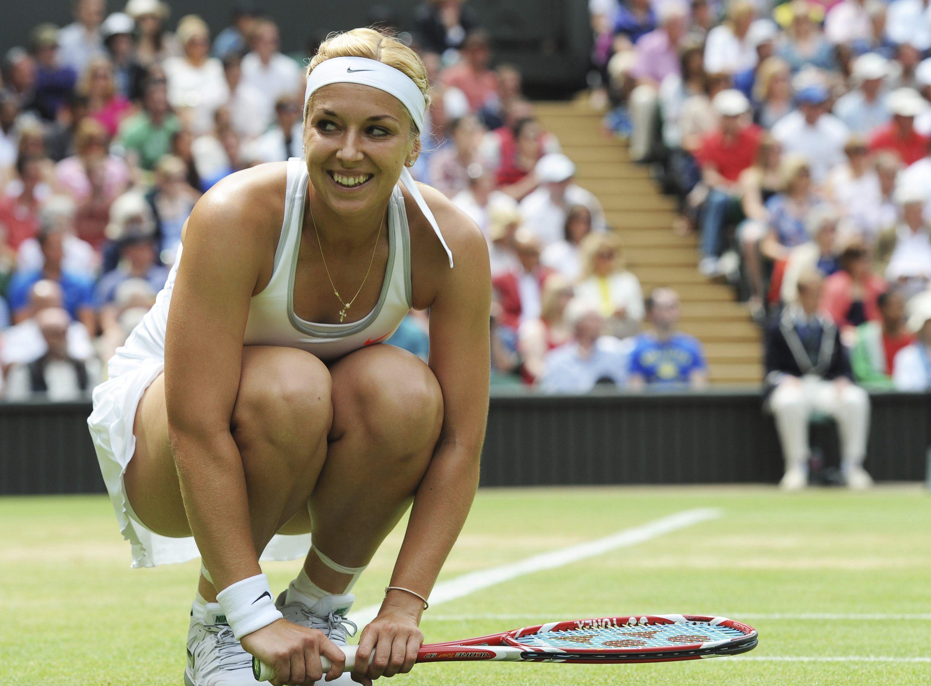 Serena Williams dice adiós a su sueño de ganar su sexto Wimbledon